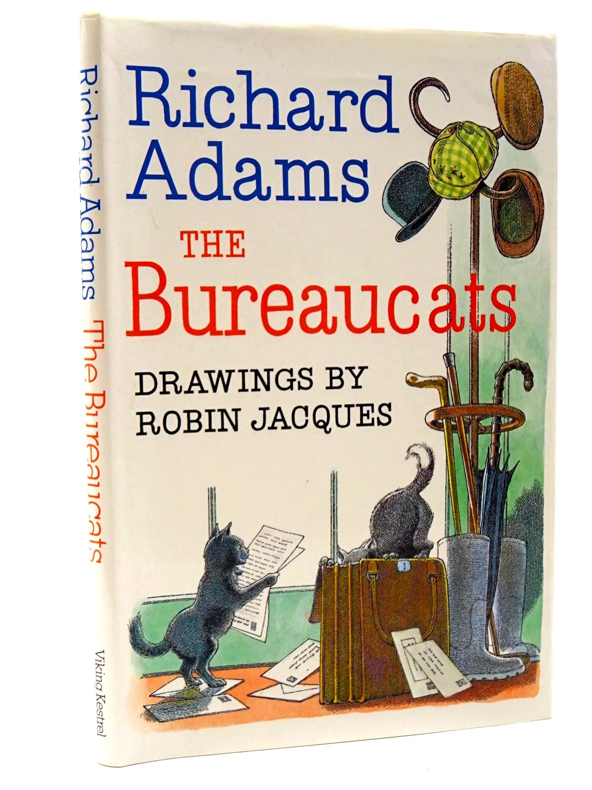 Photo of THE BUREAUCATS written by Adams, Richard illustrated by Jacques, Robin published by Viking Kestrel (STOCK CODE: 2124990)  for sale by Stella & Rose's Books