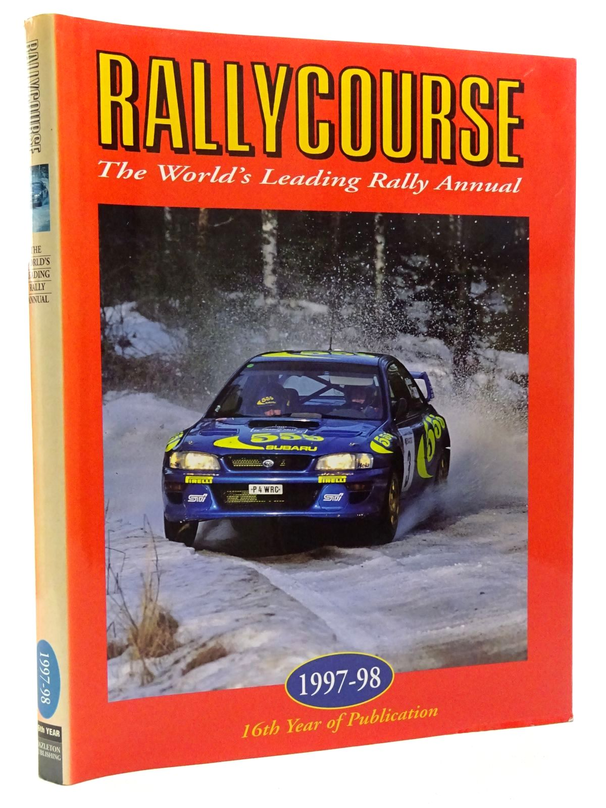 Photo of RALLYCOURSE 1997-98 published by Hazleton Publishing (STOCK CODE: 2125051)  for sale by Stella & Rose's Books