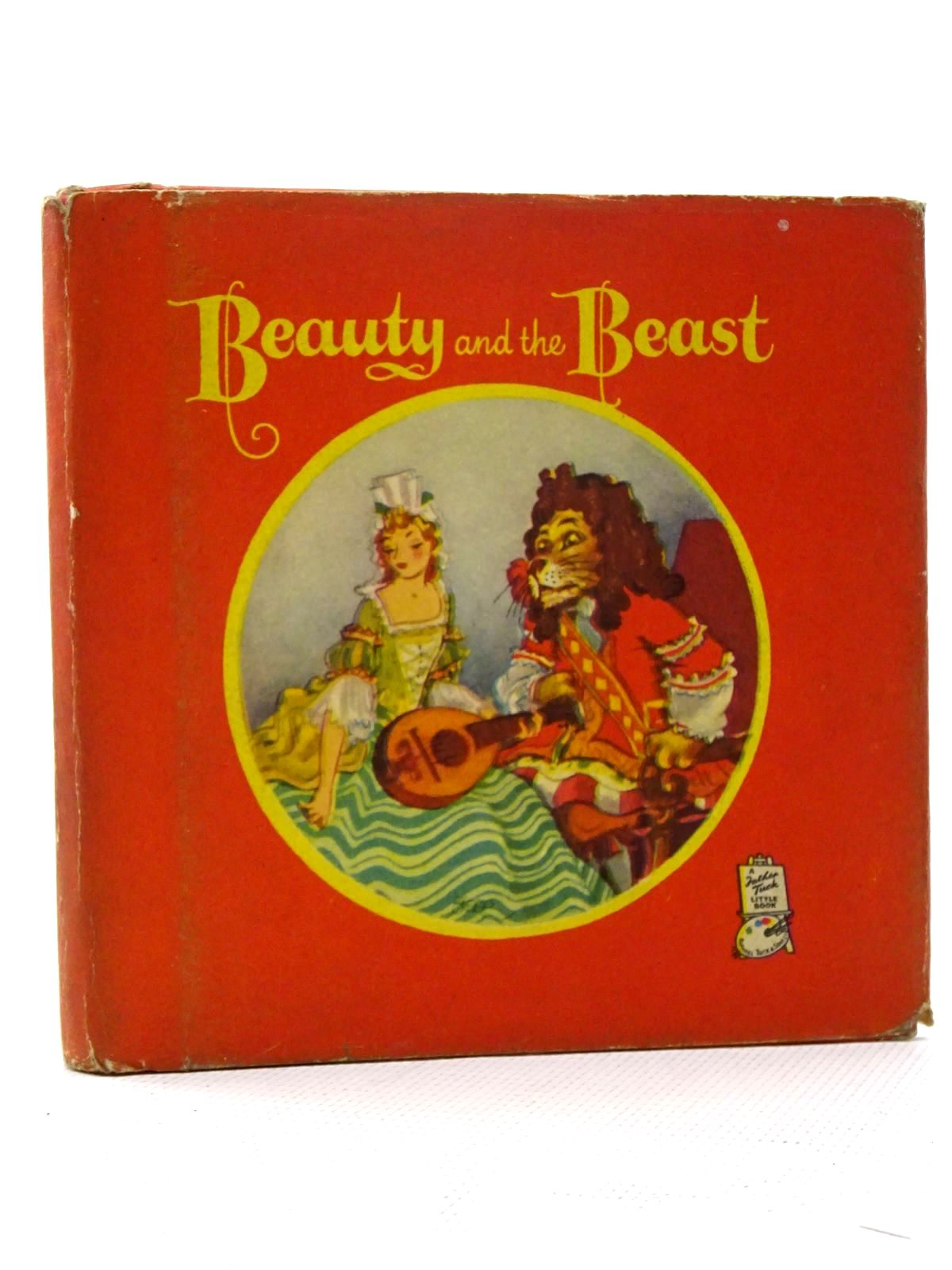 Photo of BEAUTY AND THE BEAST published by Raphael Tuck & Sons Ltd. (STOCK CODE: 2125124)  for sale by Stella & Rose's Books