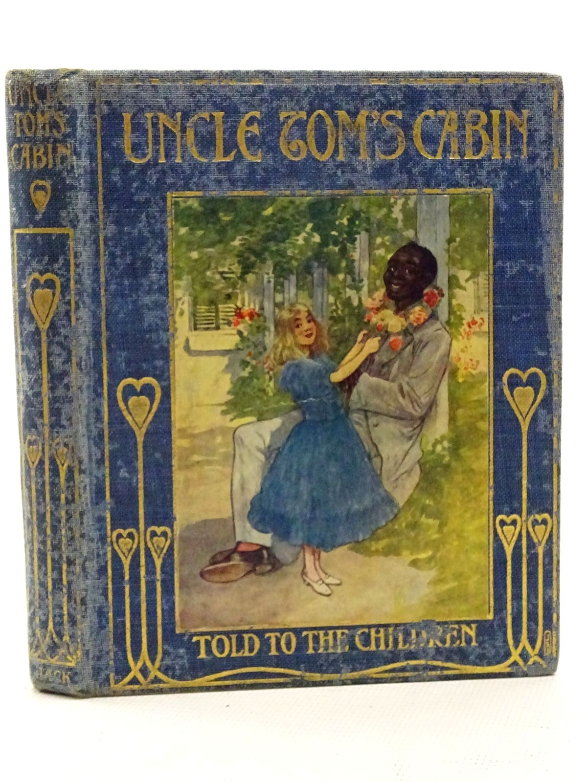 Photo of UNCLE TOM'S CABIN written by Stowe, Harriet Beecher<br />Marshall, H.E. illustrated by Forrest, A.S. published by T.C. & E.C. Jack Ltd. (STOCK CODE: 2125130)  for sale by Stella & Rose's Books
