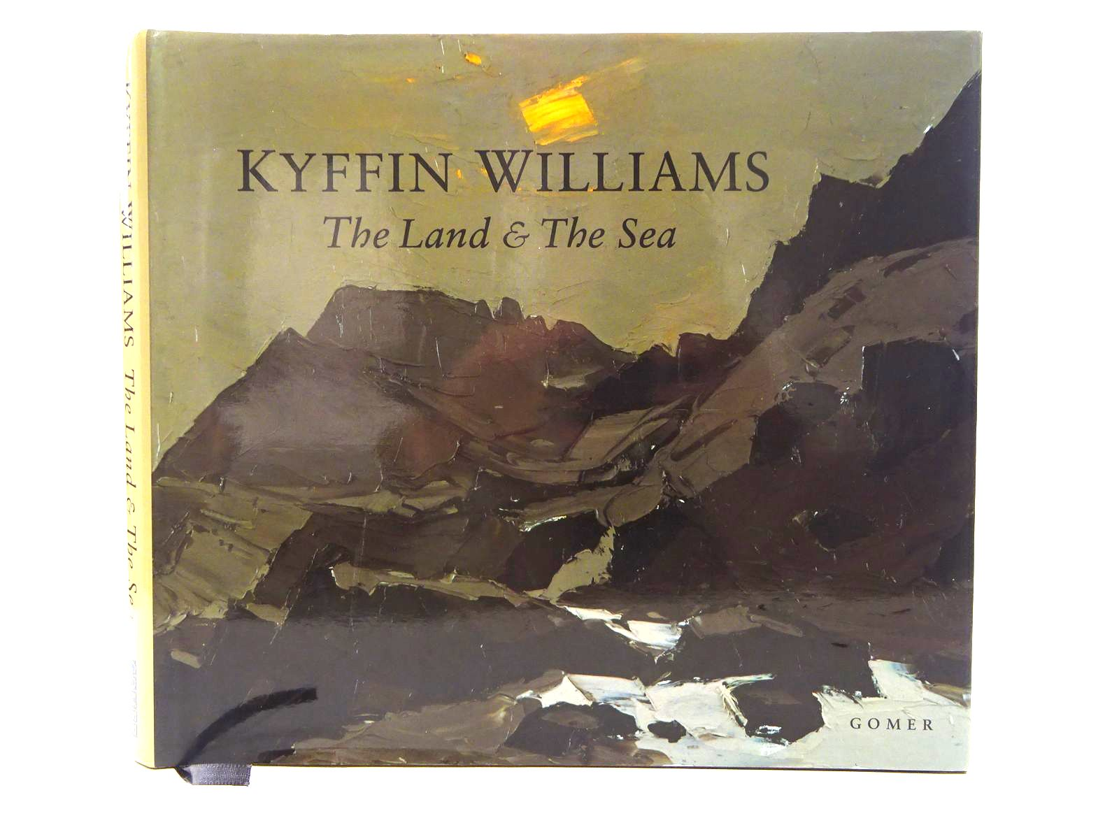 Photo of THE LAND & THE SEA written by Williams, Kyffin illustrated by Williams, Kyffin published by Gomer Press (STOCK CODE: 2125289)  for sale by Stella & Rose's Books