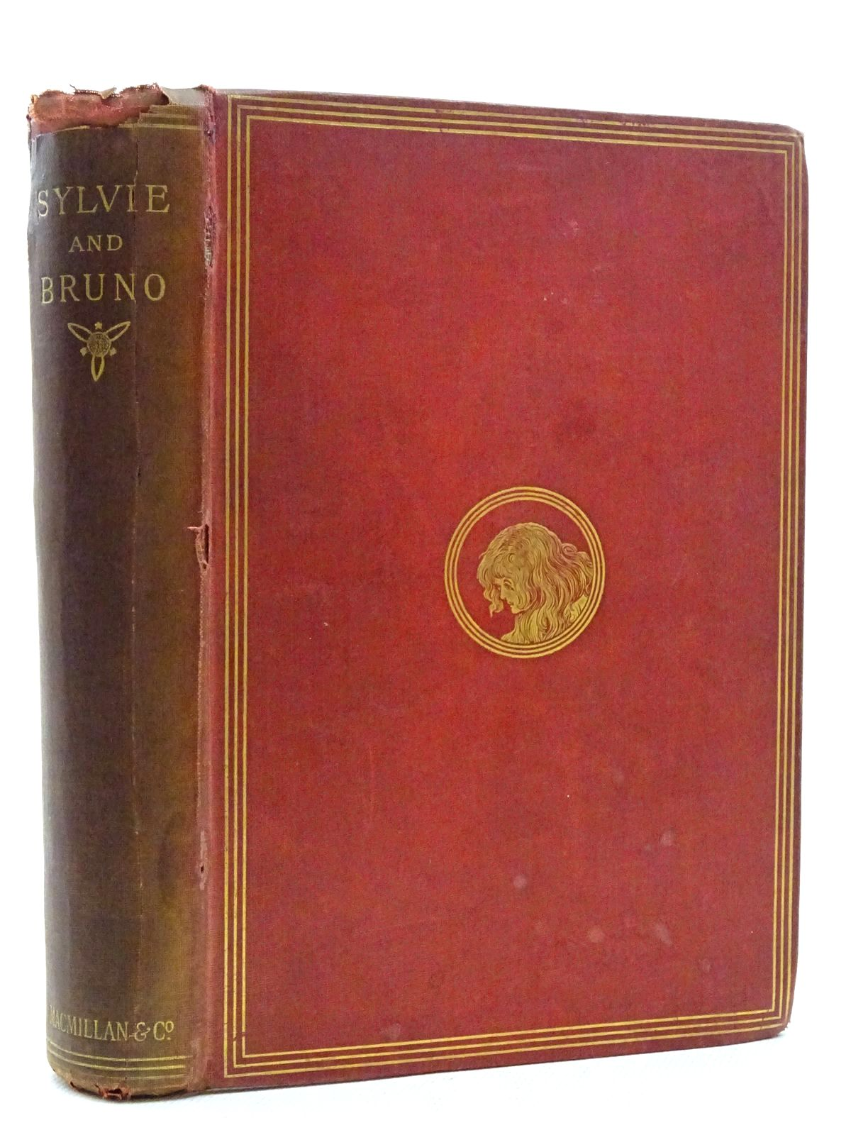Photo of SYLVIE AND BRUNO written by Carroll, Lewis illustrated by Furniss, Harry published by Macmillan & Co. (STOCK CODE: 2125315)  for sale by Stella & Rose's Books