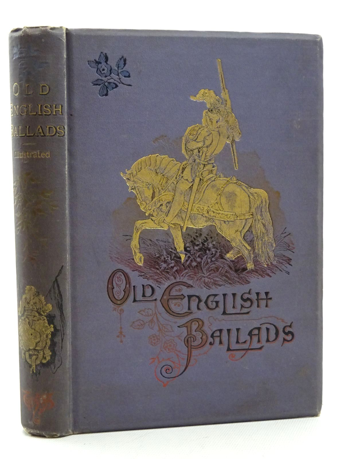 Photo of OLD ENGLISH BALLADS illustrated by Foster, Birket<br />Nash, Joseph<br />Thomas, George<br />et al., published by T. Nelson & Sons (STOCK CODE: 2125321)  for sale by Stella & Rose's Books