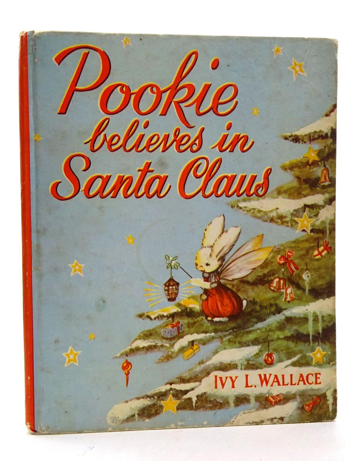 Photo of POOKIE BELIEVES IN SANTA CLAUS