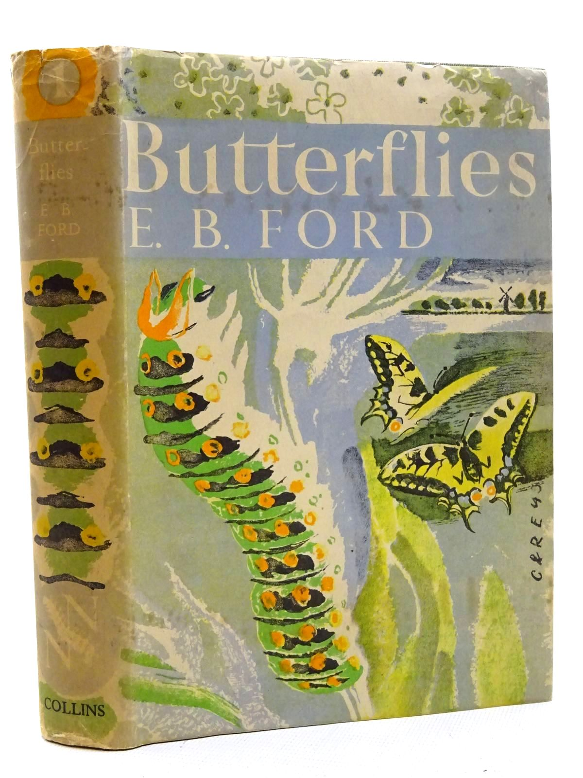 Photo of BUTTERFLIES (NN 1) written by Ford, E.B. published by Collins (STOCK CODE: 2125344)  for sale by Stella & Rose's Books