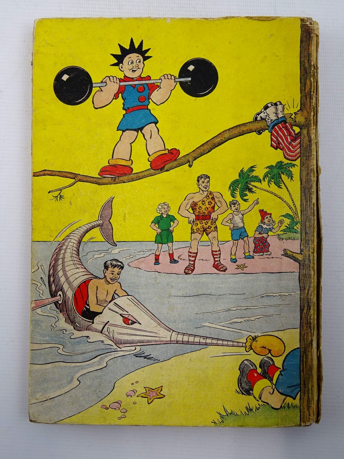 Photo of THE BEANO BOOK 1954 published by D.C. Thomson & Co Ltd. (STOCK CODE: 2125361)  for sale by Stella & Rose's Books