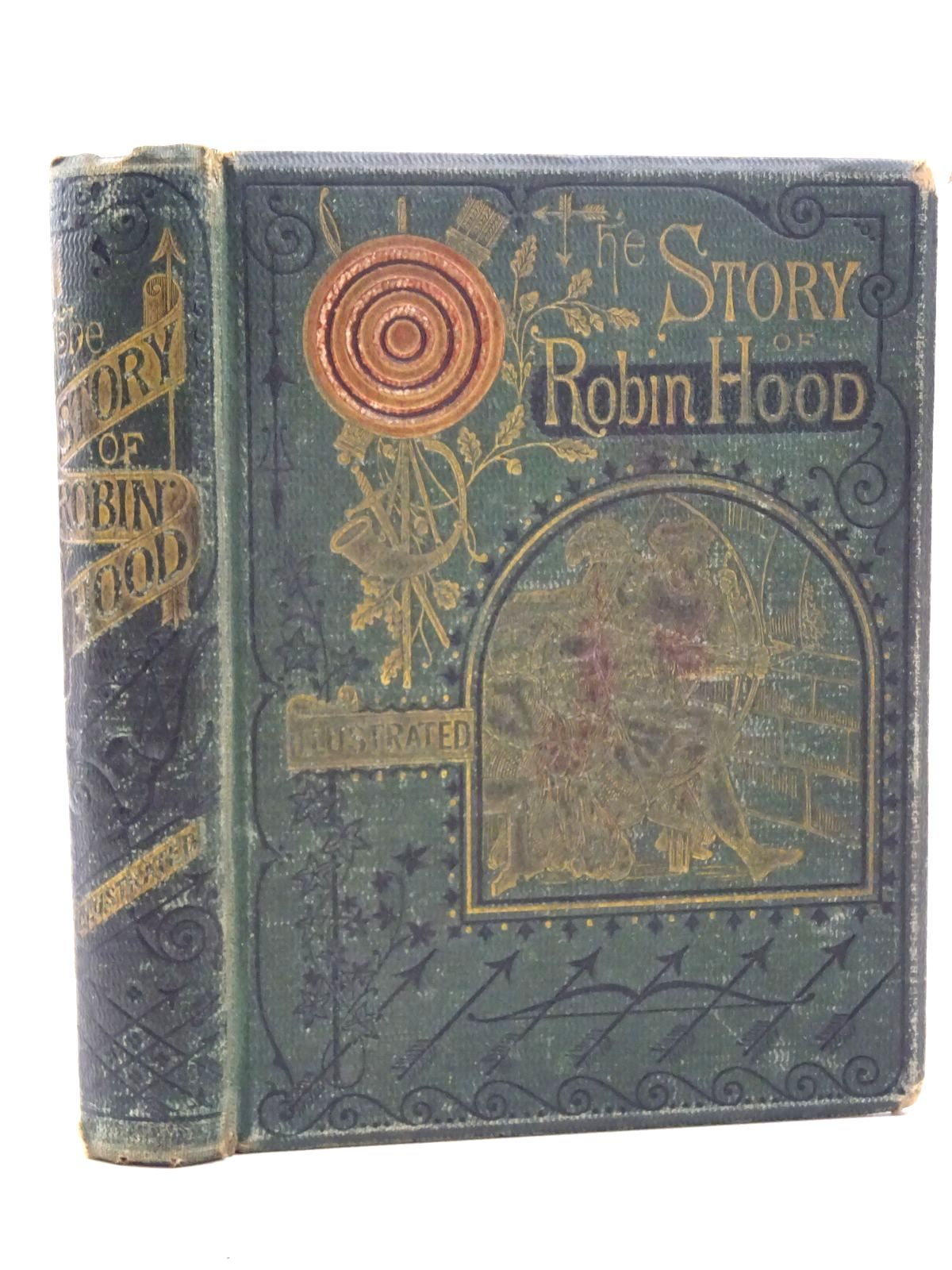 Photo of THE STORY OF ROBIN HOOD written by Heaton, William published by Cassell, Petter And Galpin (STOCK CODE: 2125366)  for sale by Stella & Rose's Books