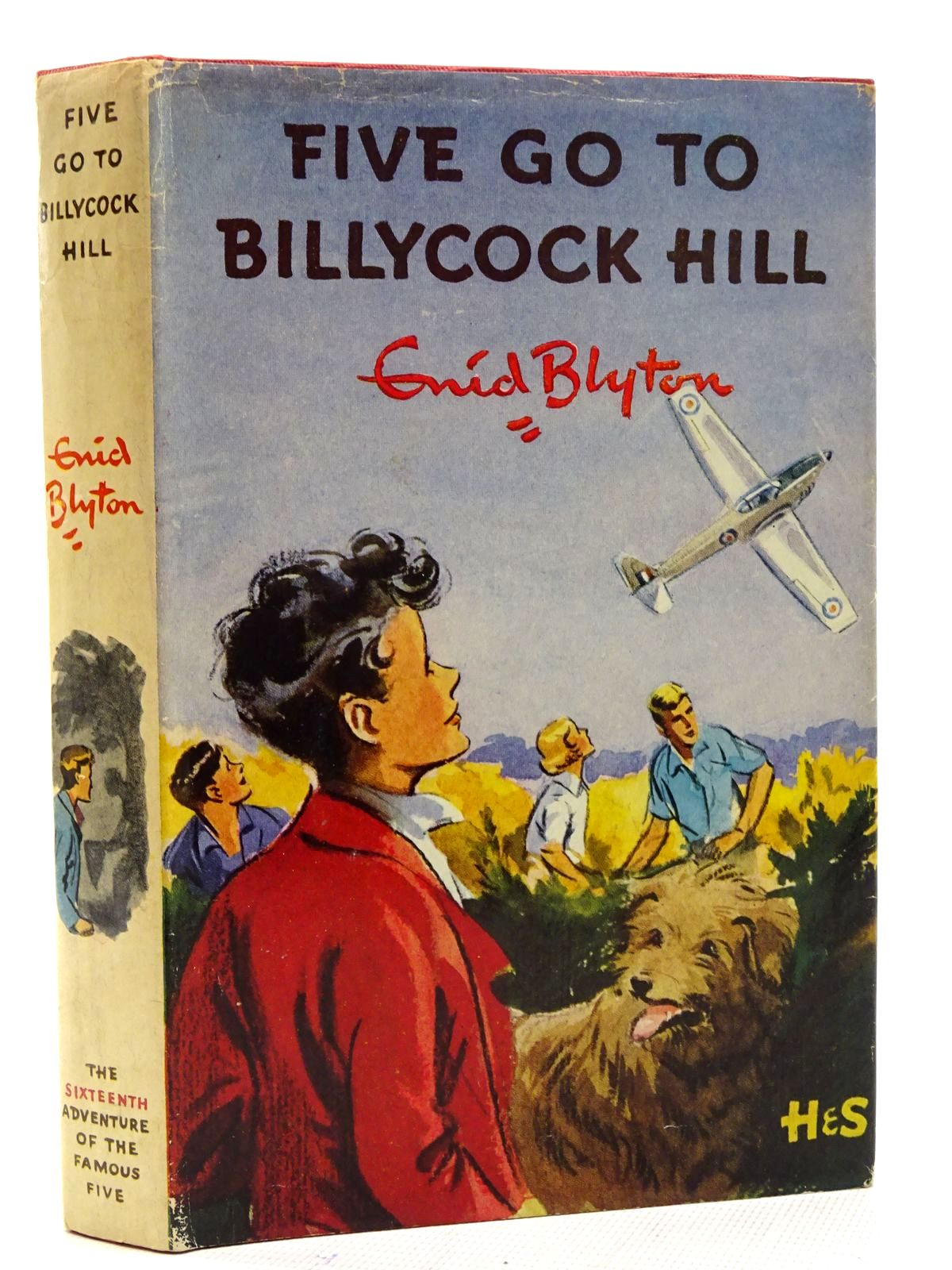 Photo of FIVE GO TO BILLYCOCK HILL written by Blyton, Enid illustrated by Soper, Eileen published by Hodder & Stoughton (STOCK CODE: 2125393)  for sale by Stella & Rose's Books