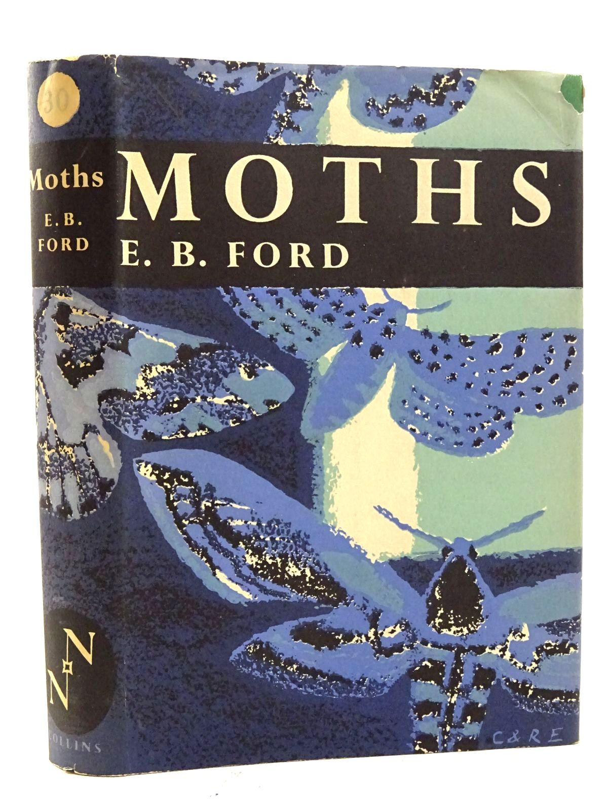 Photo of MOTHS (NN 30) written by Ford, E.B. published by Collins (STOCK CODE: 2125400)  for sale by Stella & Rose's Books