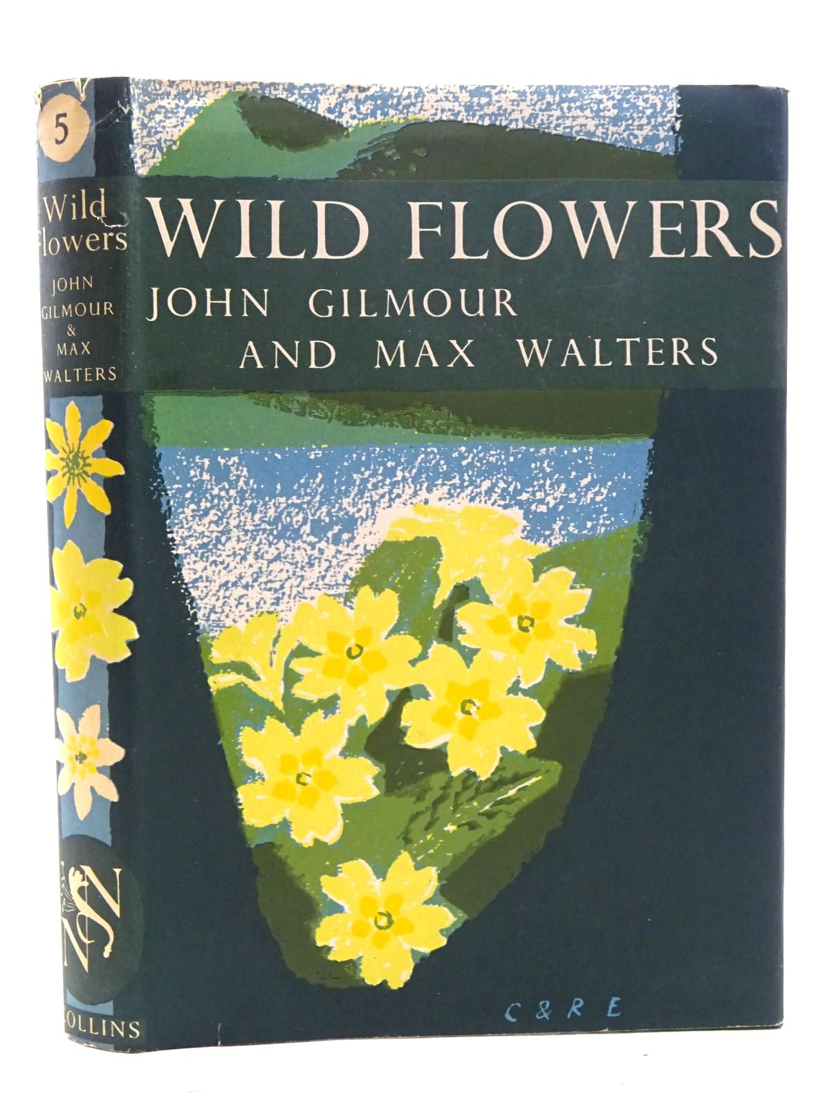 Photo of WILD FLOWERS (NN 5) written by Gilmour, John<br />Walters, Max published by Collins (STOCK CODE: 2125403)  for sale by Stella & Rose's Books