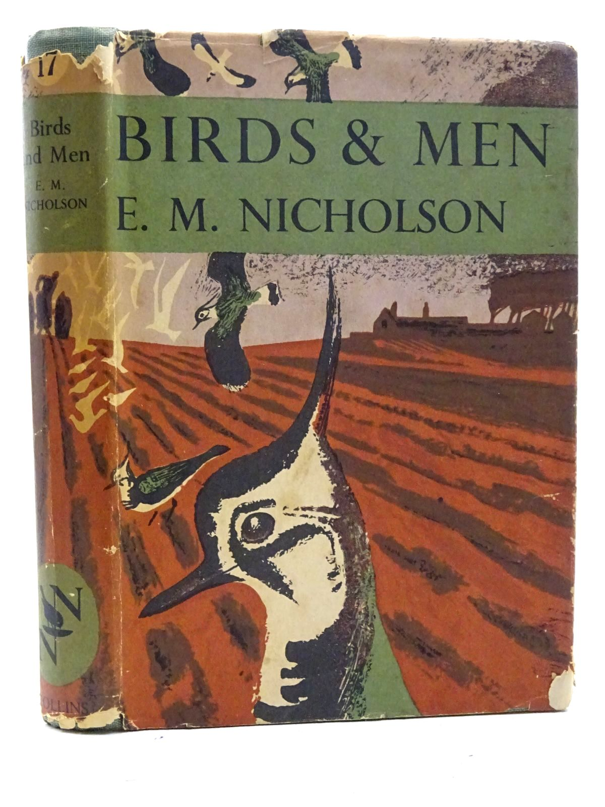 Photo of BIRDS AND MEN (NN 17) written by Nicholson, E.M. published by Collins (STOCK CODE: 2125405)  for sale by Stella & Rose's Books