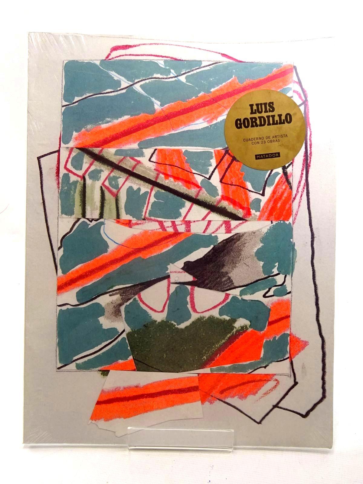 Photo of LUIS GORDILLO: ARTIST'S PORTFOLIO illustrated by Gordillo, Luis (STOCK CODE: 2125484)  for sale by Stella & Rose's Books