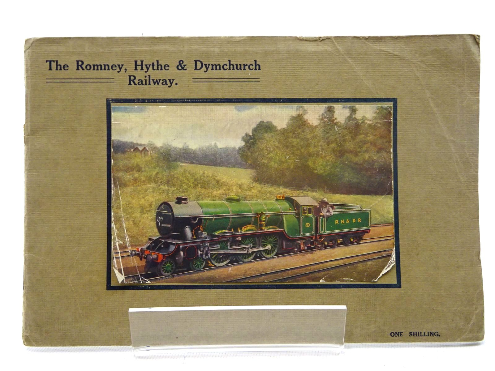 Photo of THE ROMNEY, HYTHE & DYMCHURCH RAILWAY published by Locomotive Publishing Co. Ltd. (STOCK CODE: 2125524)  for sale by Stella & Rose's Books