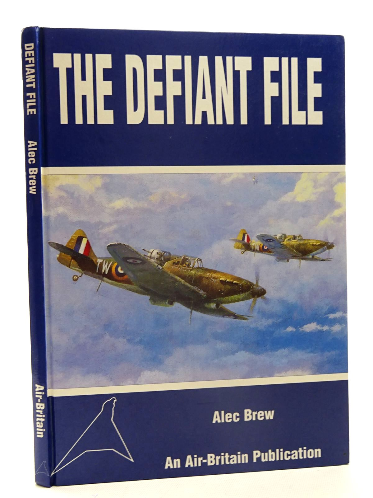 Photo of THE DEFIANT FILE written by Brew, Alec published by Air-Britain (historians) Ltd. (STOCK CODE: 2125563)  for sale by Stella & Rose's Books