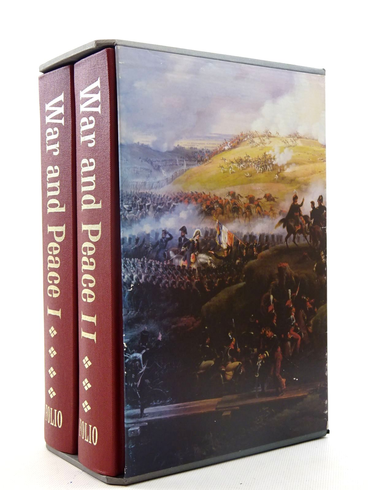 War And Peace (2 Volumes)