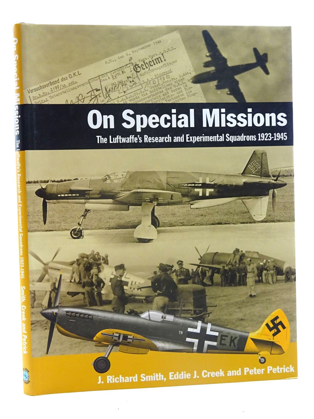 On Special Missions The Luftwaffe