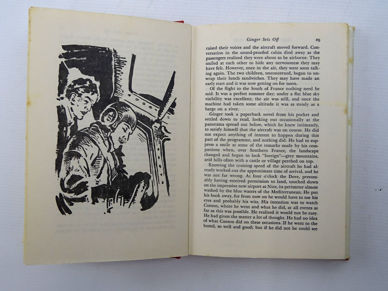Photo of BIGGLES AND THE BLACK MASK written by Johns, W.E. illustrated by Stead,  published by Hodder & Stoughton (STOCK CODE: 2125667)  for sale by Stella & Rose's Books