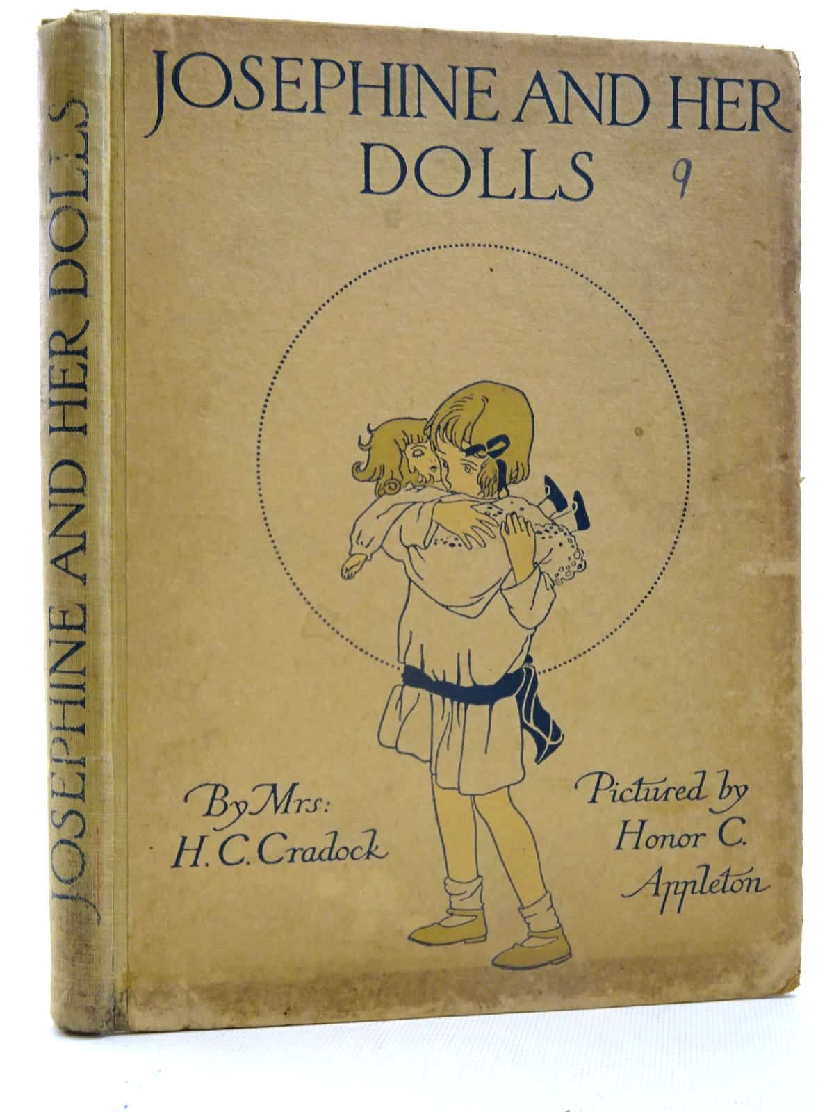 Photo of JOSEPHINE AND HER DOLLS written by Cradock, Mrs. H.C. illustrated by Appleton, Honor C. published by Blackie & Son Ltd. (STOCK CODE: 2125671)  for sale by Stella & Rose's Books