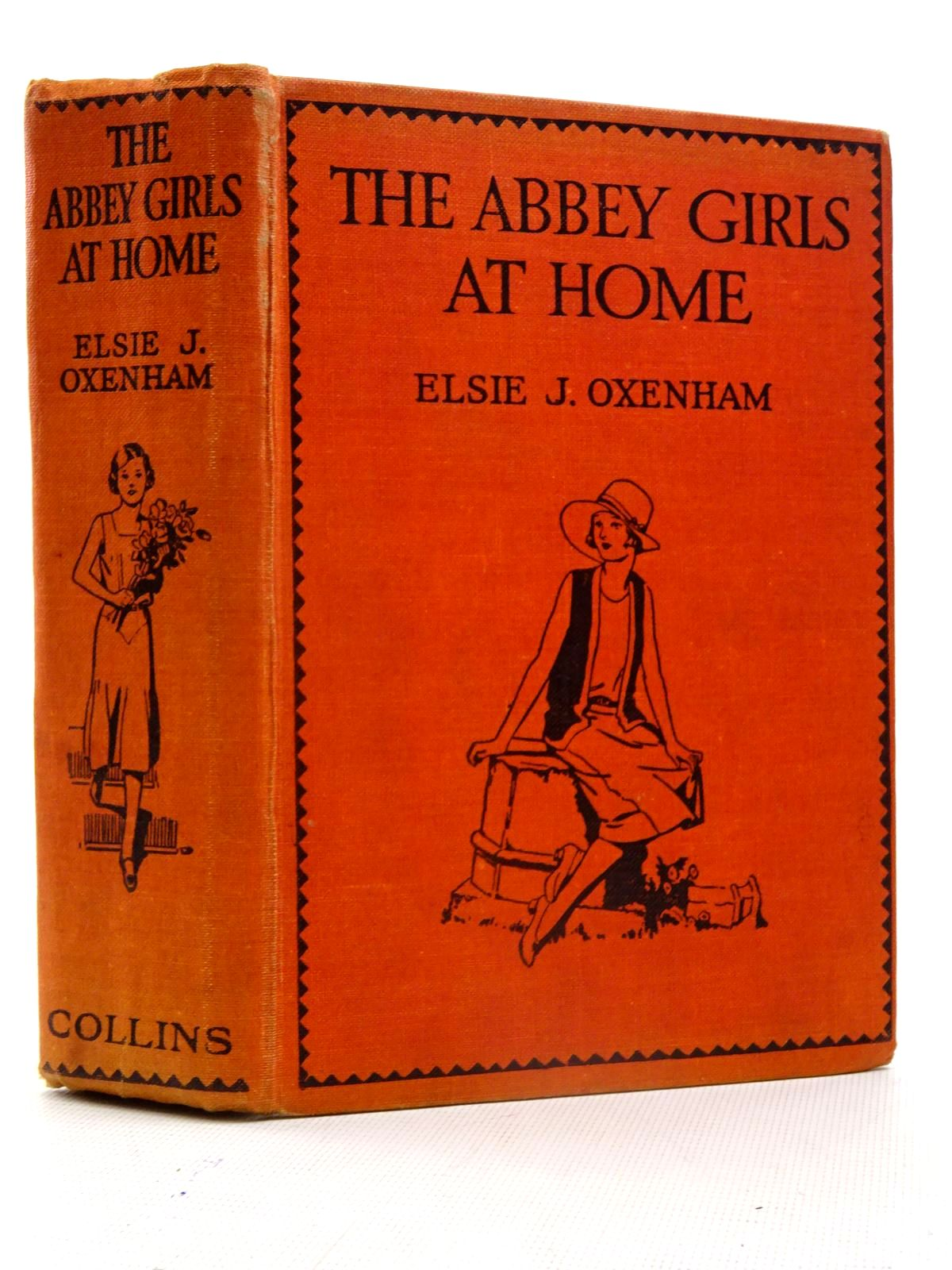 Photo of THE ABBEY GIRLS AT HOME written by Oxenham, Elsie J. published by Collins Clear-Type Press (STOCK CODE: 2125678)  for sale by Stella & Rose's Books