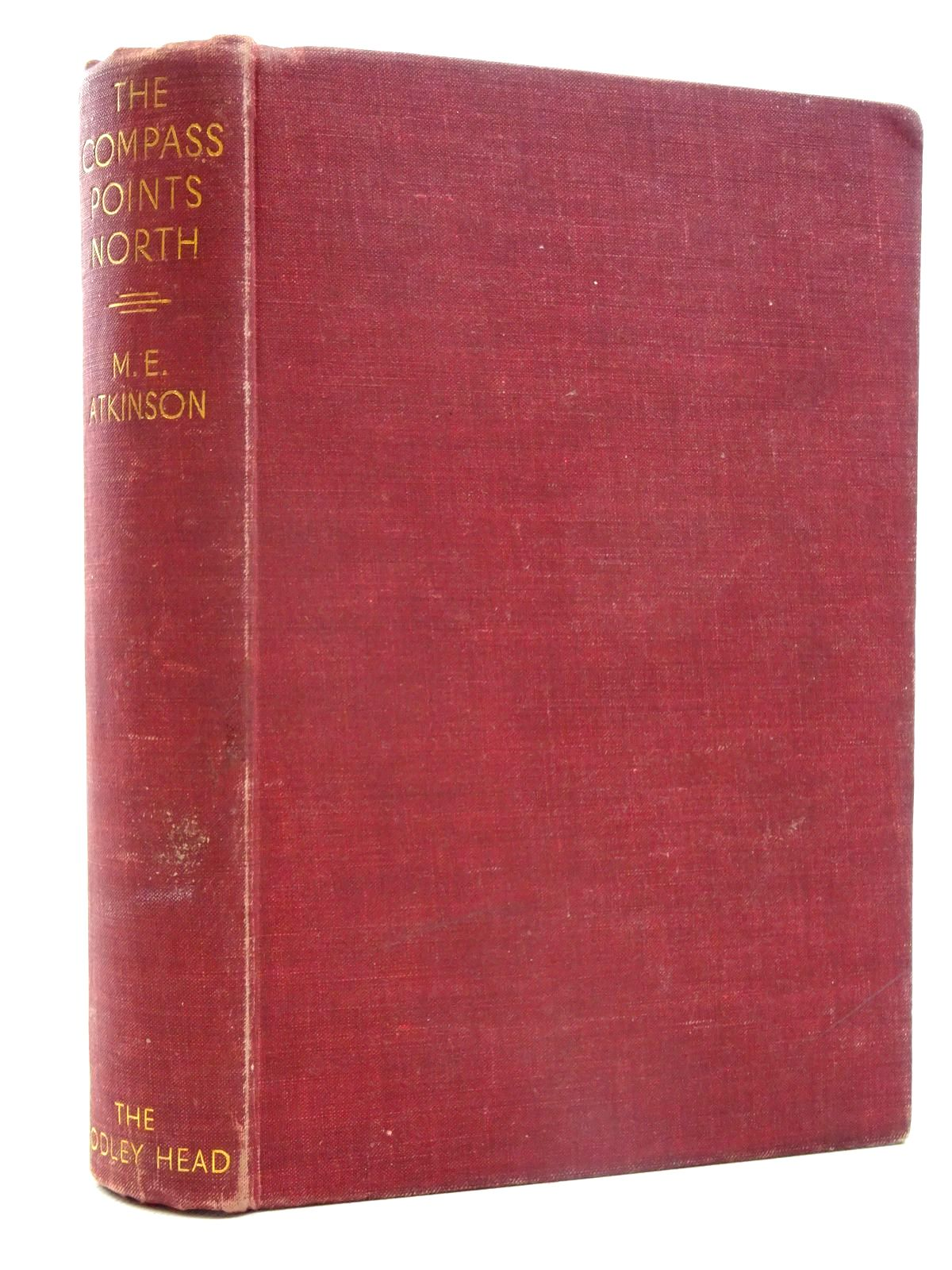 Photo of THE COMPASS POINTS NORTH written by Atkinson, M.E. illustrated by Jones, Harold published by John Lane The Bodley Head (STOCK CODE: 2125706)  for sale by Stella & Rose's Books