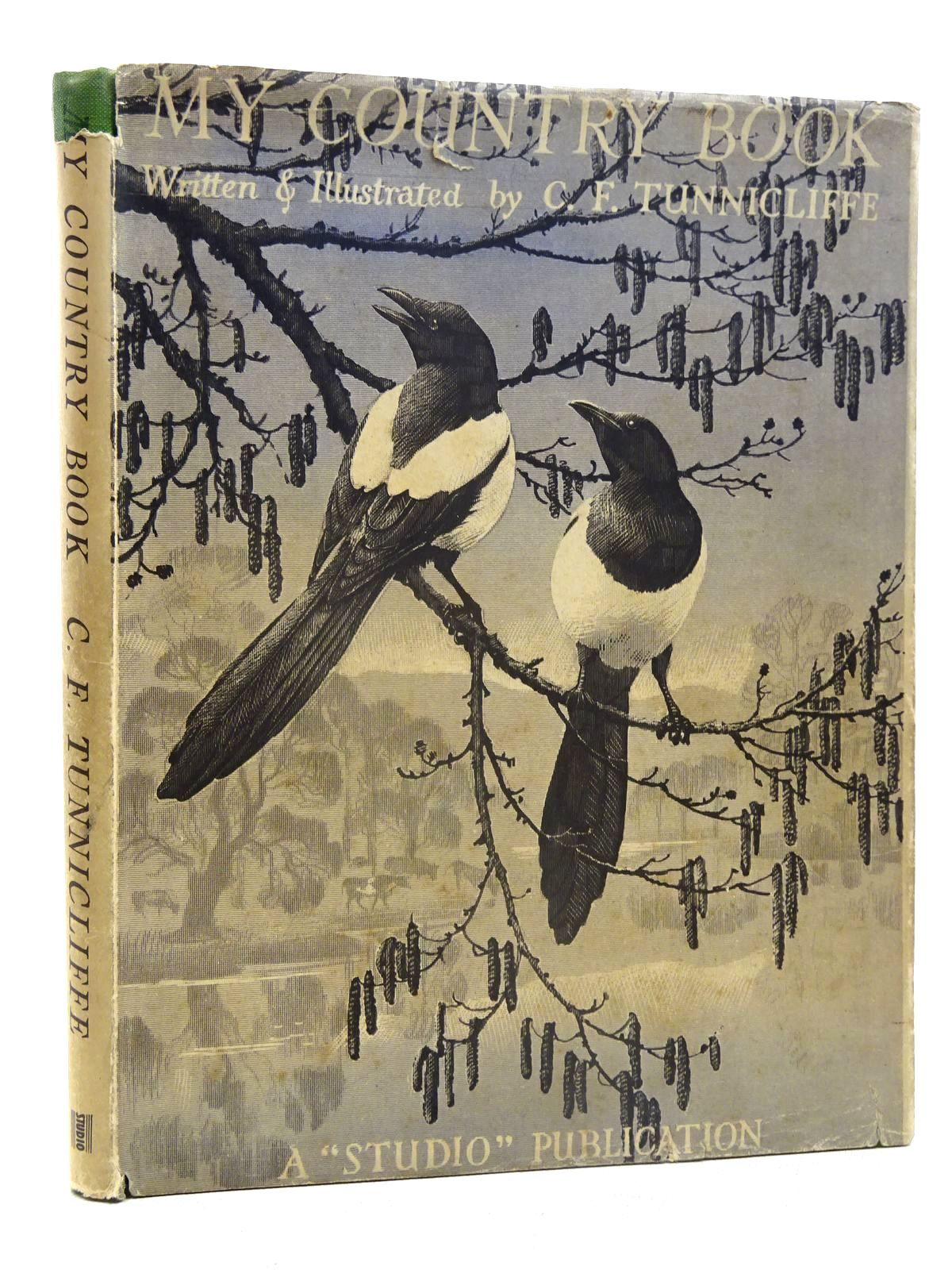 Photo of MY COUNTRY BOOK written by Tunnicliffe, C.F. illustrated by Tunnicliffe, C.F. published by The Studio (STOCK CODE: 2125744)  for sale by Stella & Rose's Books