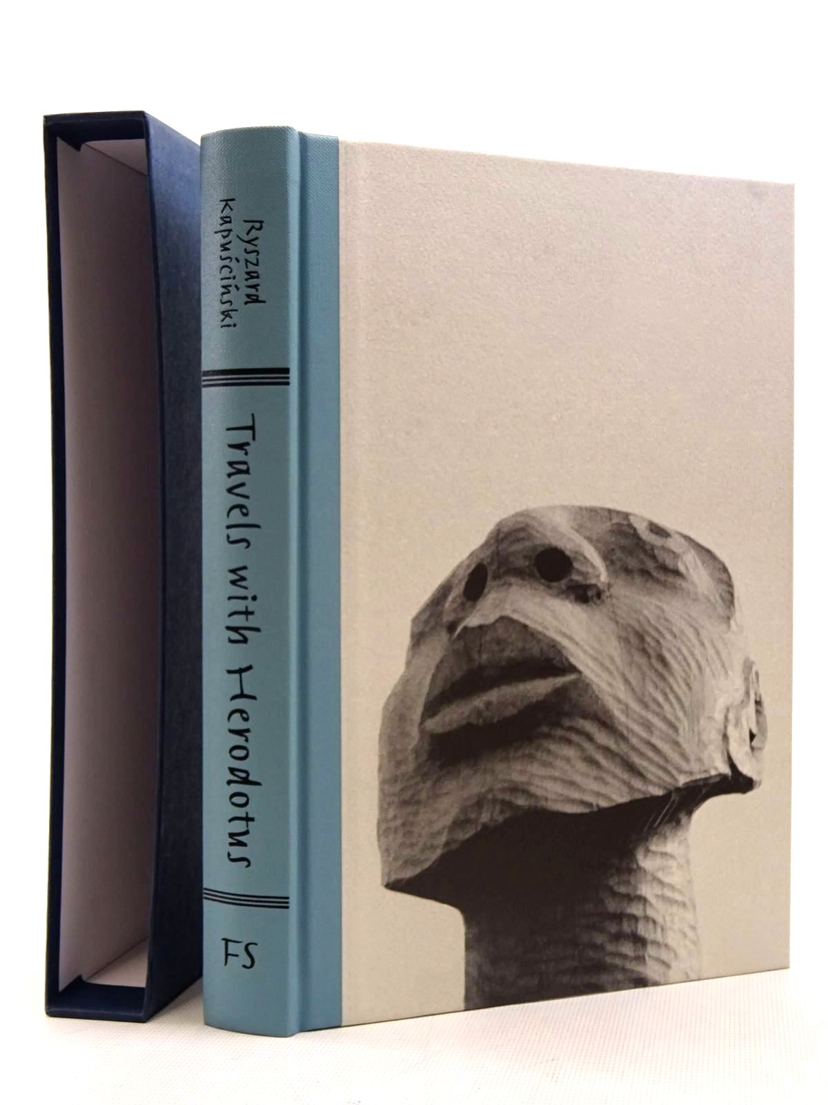 Photo of TRAVELS WITH HERODOTUS written by Kapuscinski, Ryszard published by Folio Society (STOCK CODE: 2125765)  for sale by Stella & Rose's Books