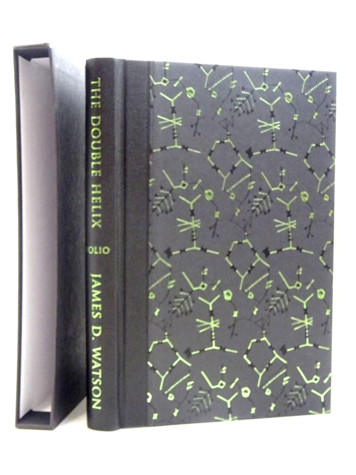 Photo of THE DOUBLE HELIX written by Watson, James D. published by Folio Society (STOCK CODE: 2125768)  for sale by Stella & Rose's Books