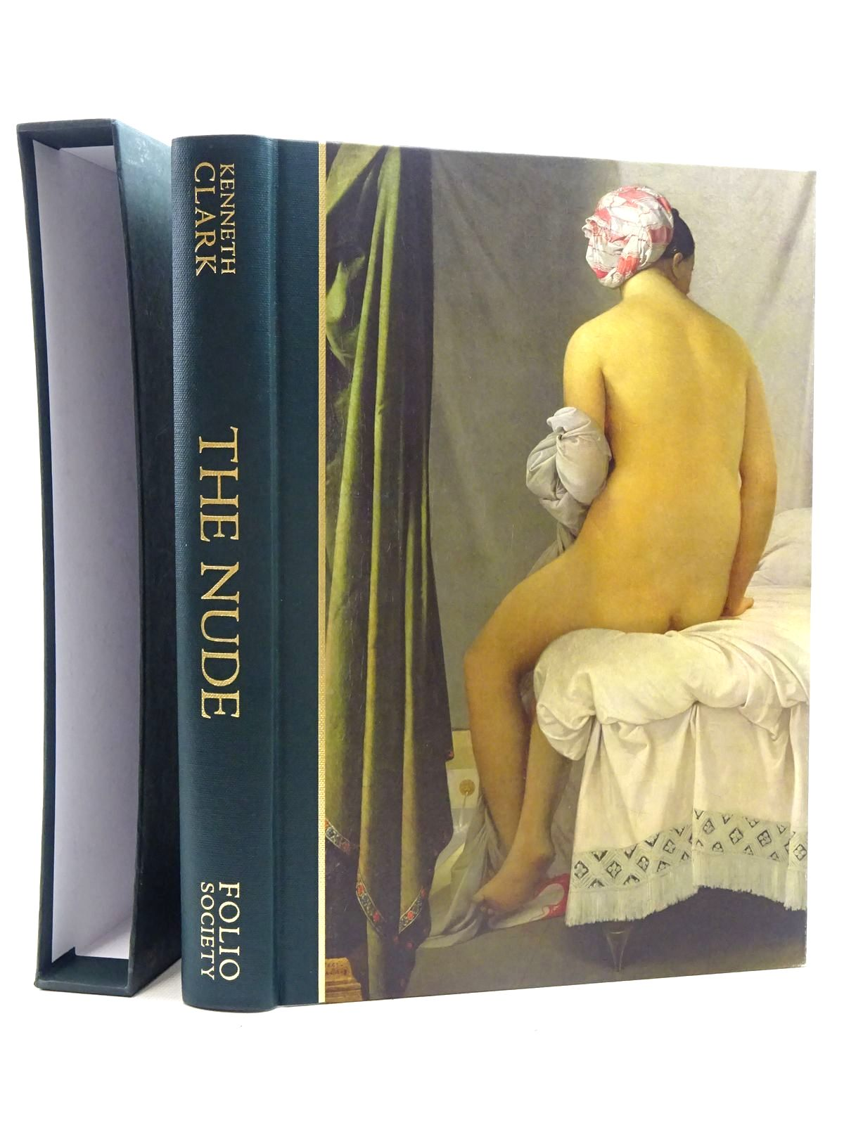 Photo of THE NUDE written by Clark, Kenneth published by Folio Society (STOCK CODE: 2125789)  for sale by Stella & Rose's Books