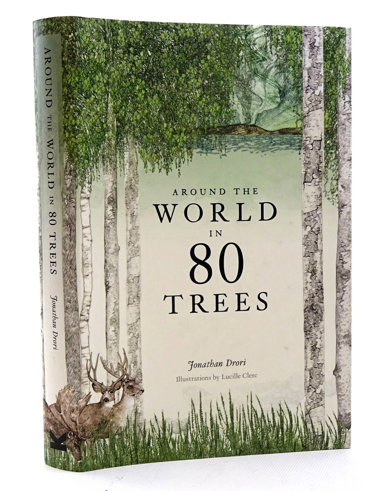 Photo of AROUND THE WORLD IN 80 TREES