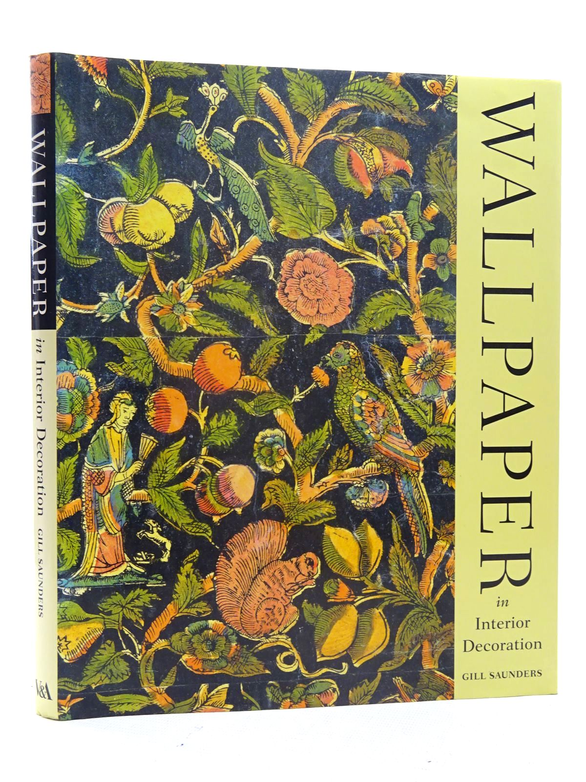 Photo of WALLPAPER IN INTERIOR DECORATION written by Saunders, Gill published by V. & A. Publications (STOCK CODE: 2125877)  for sale by Stella & Rose's Books