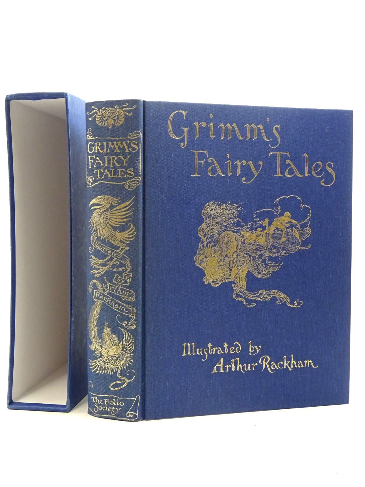 Photo of THE FAIRY TALES OF THE BROTHERS GRIMM