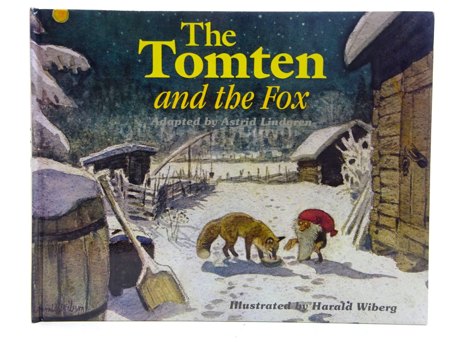 Photo of THE TOMTEN AND THE FOX written by Lindgren, Astrid<br />Forsslund, Karl-Erik illustrated by Wiberg, Harald published by Floris Books (STOCK CODE: 2126034)  for sale by Stella & Rose's Books