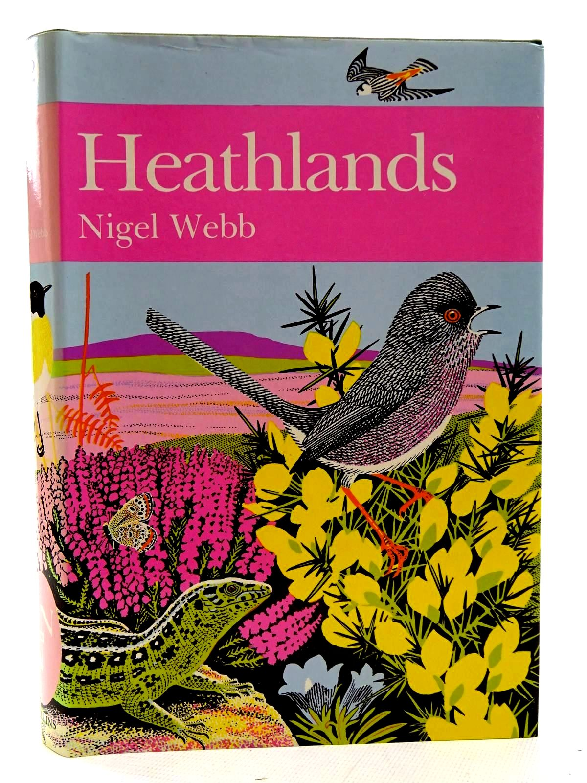 Photo of HEATHLANDS (NN 72) written by Webb, Nigel published by Collins (STOCK CODE: 2126056)  for sale by Stella & Rose's Books