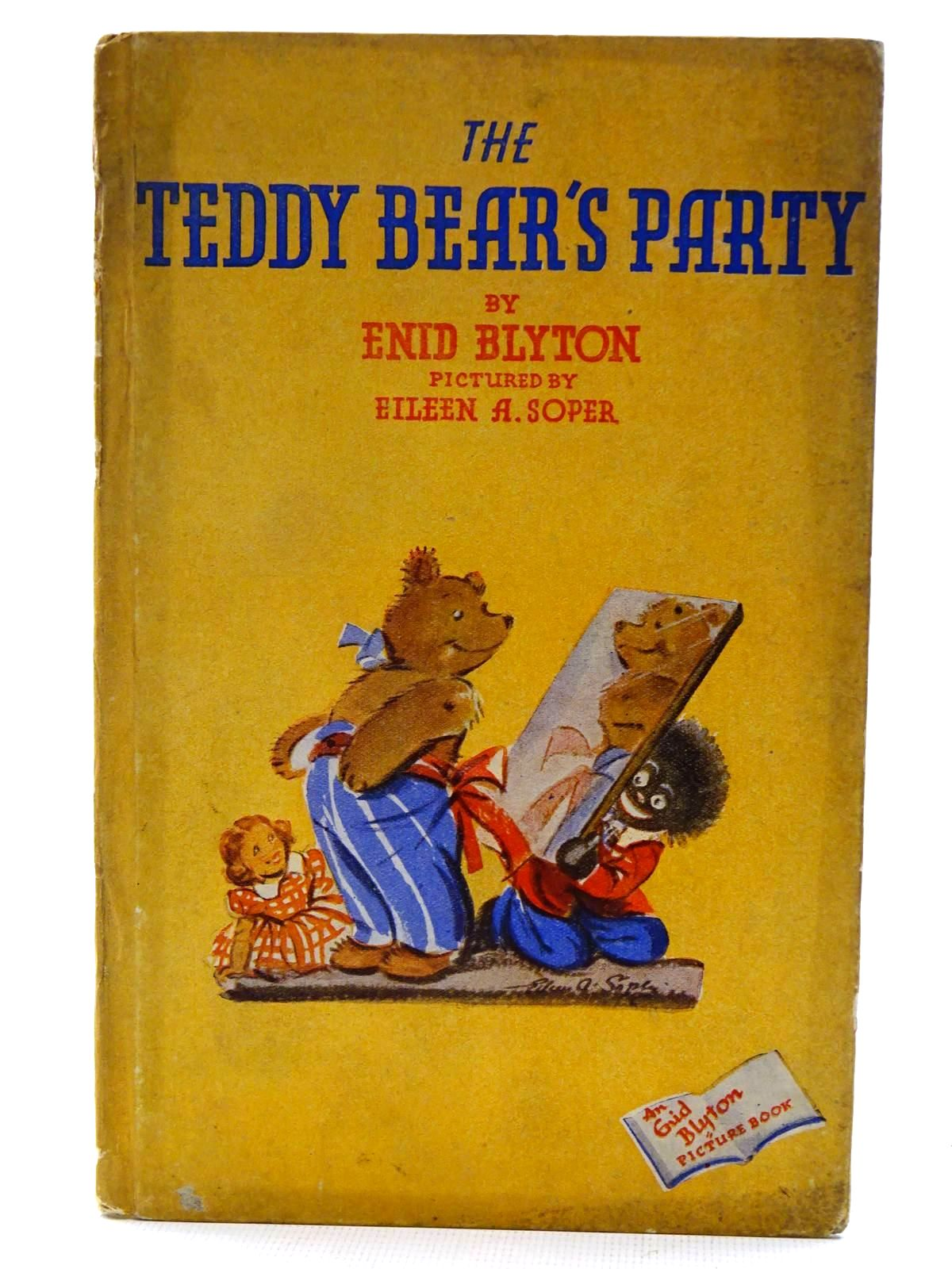 Photo of THE TEDDY BEAR'S PARTY written by Blyton, Enid illustrated by Soper, Eileen published by Brockhampton Press (STOCK CODE: 2126061)  for sale by Stella & Rose's Books