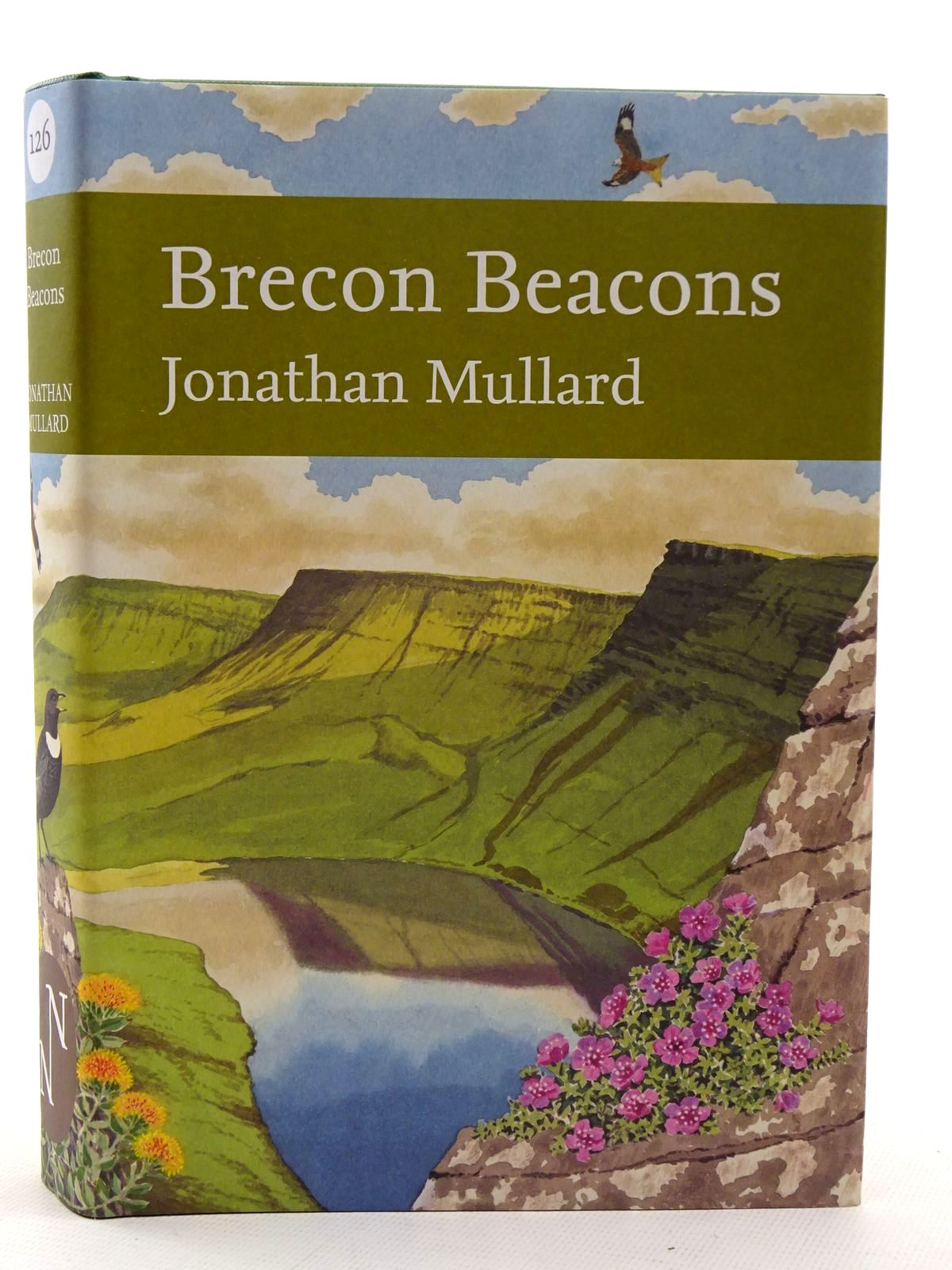 Photo of BRECON BEACONS (NN 126) written by Mullard, Jonathan published by William Collins (STOCK CODE: 2126091)  for sale by Stella & Rose's Books