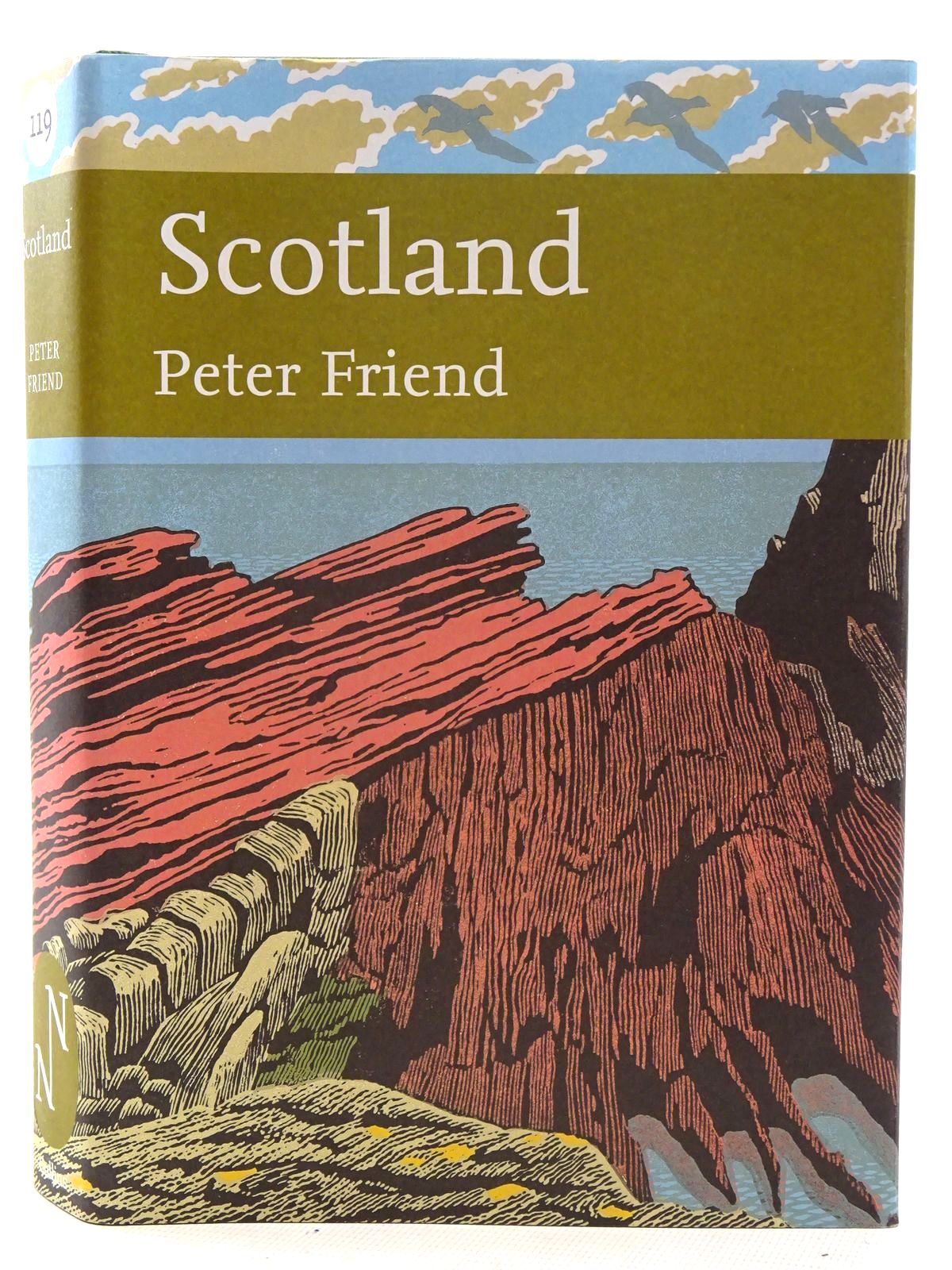 Photo of SCOTLAND (NN 119) written by Friend, Peter published by Collins (STOCK CODE: 2126094)  for sale by Stella & Rose's Books