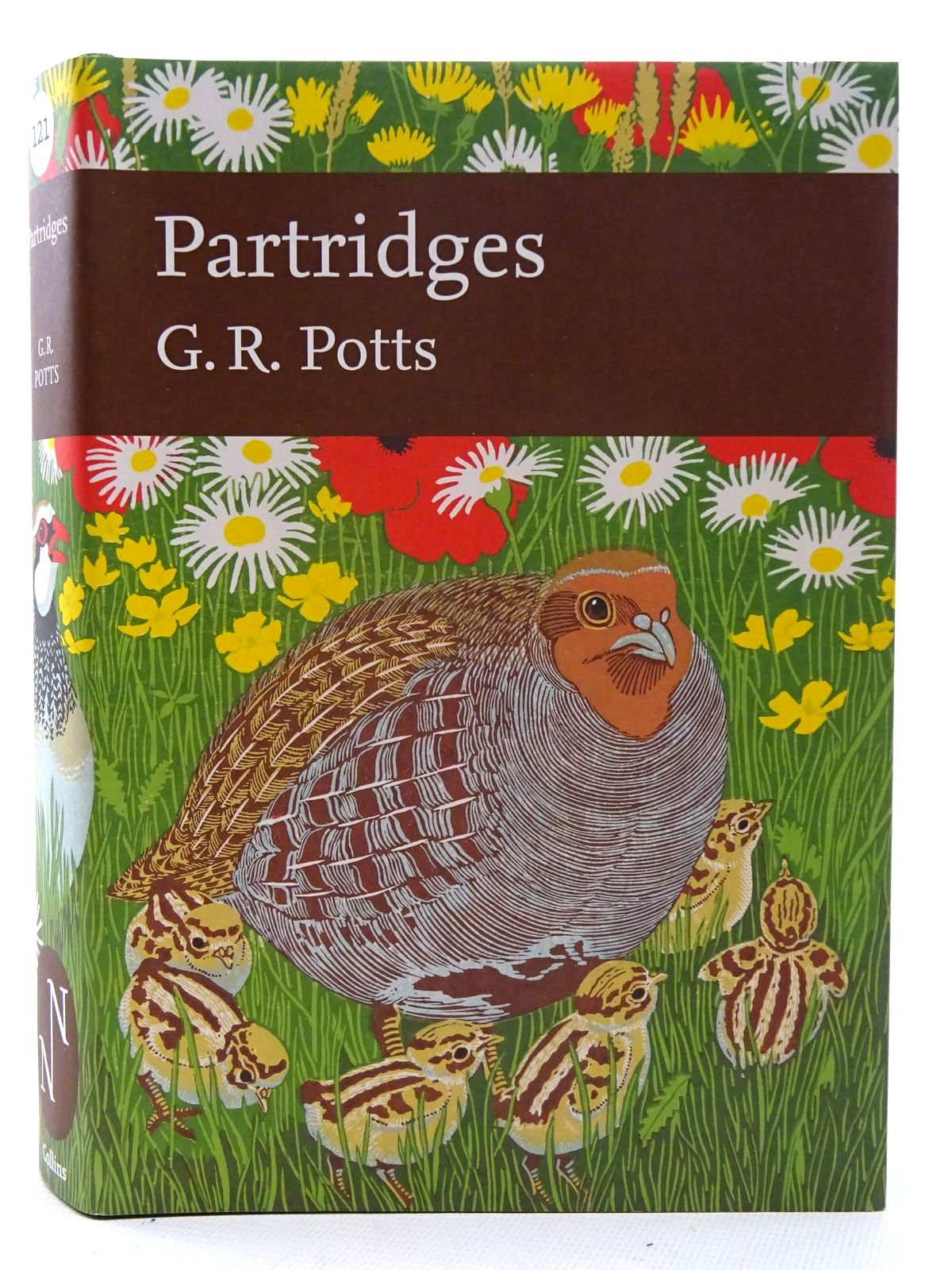 Photo of PARTRIDGES (NN 121) written by Potts, G.C. published by Collins (STOCK CODE: 2126100)  for sale by Stella & Rose's Books
