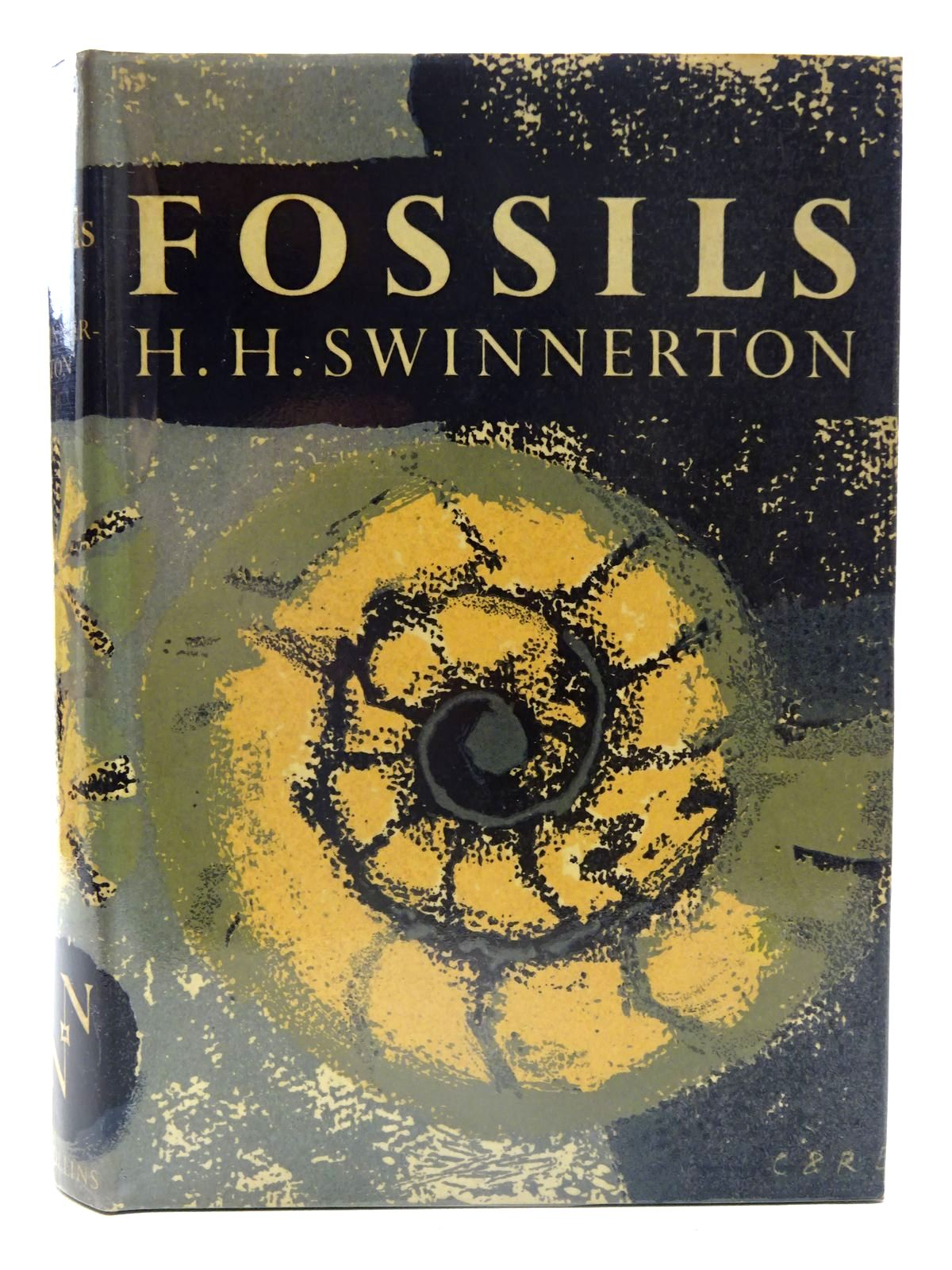 Photo of FOSSILS (NN 42) written by Swinnerton, H.H. published by Collins (STOCK CODE: 2126139)  for sale by Stella & Rose's Books