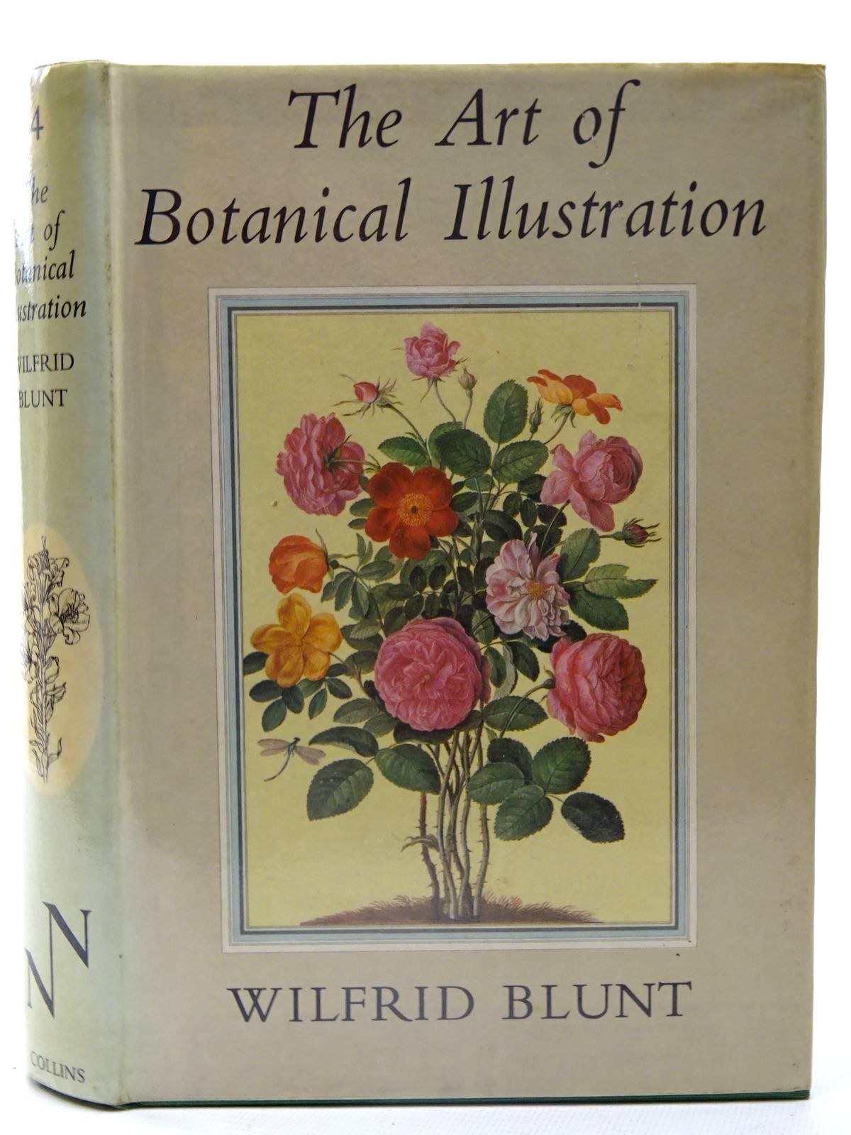 Photo of THE ART OF BOTANICAL ILLUSTRATION (NN 14) written by Blunt, Wilfrid published by Collins (STOCK CODE: 2126151)  for sale by Stella & Rose's Books