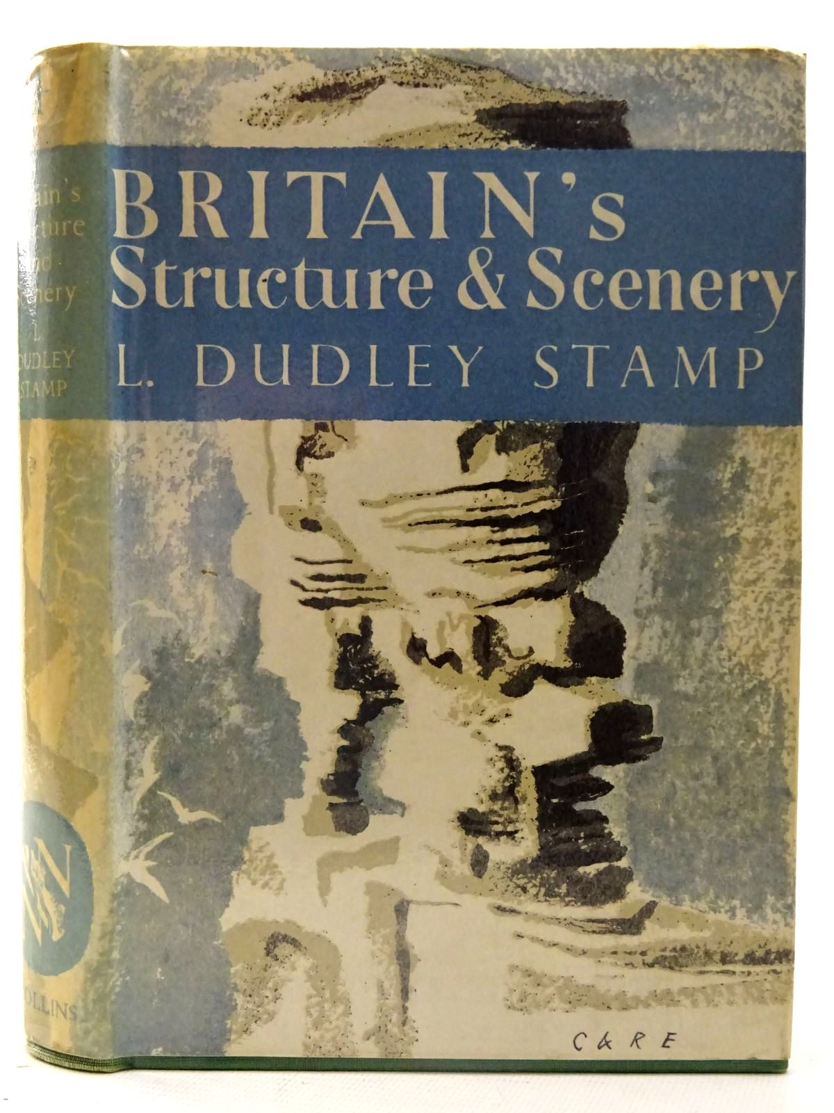 Photo of BRITAIN'S STRUCTURE AND SCENERY (NN 4) written by Stamp, L. Dudley published by Collins (STOCK CODE: 2126152)  for sale by Stella & Rose's Books