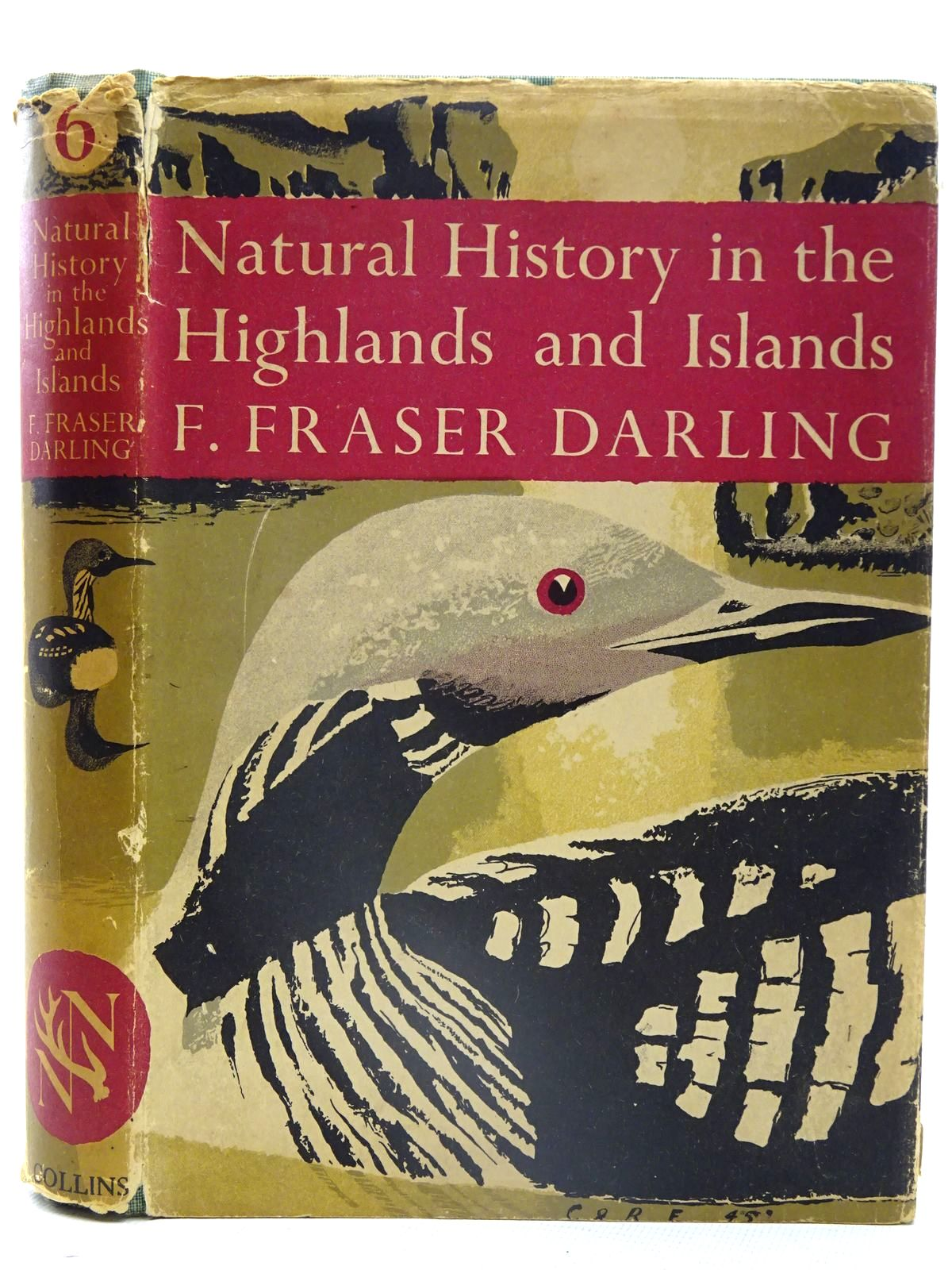 Photo of NATURAL HISTORY IN THE HIGHLANDS & ISLANDS (NN 6) written by Darling, Frank Fraser published by Collins (STOCK CODE: 2126154)  for sale by Stella & Rose's Books