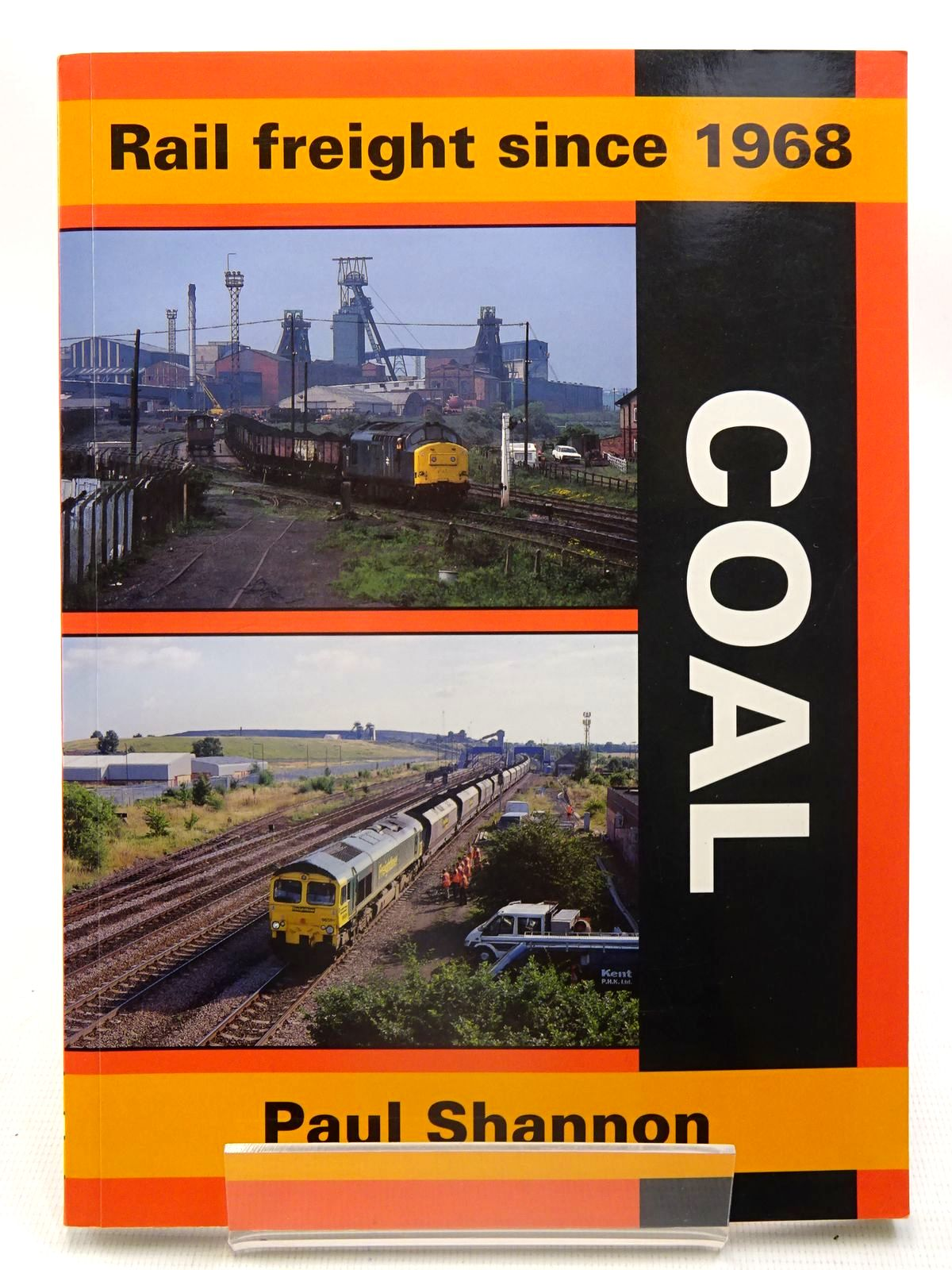 Photo of RAIL FREIGHT SINCE 1968 COAL written by Shannon, Paul published by Silver Link Publishing (STOCK CODE: 2126165)  for sale by Stella & Rose's Books
