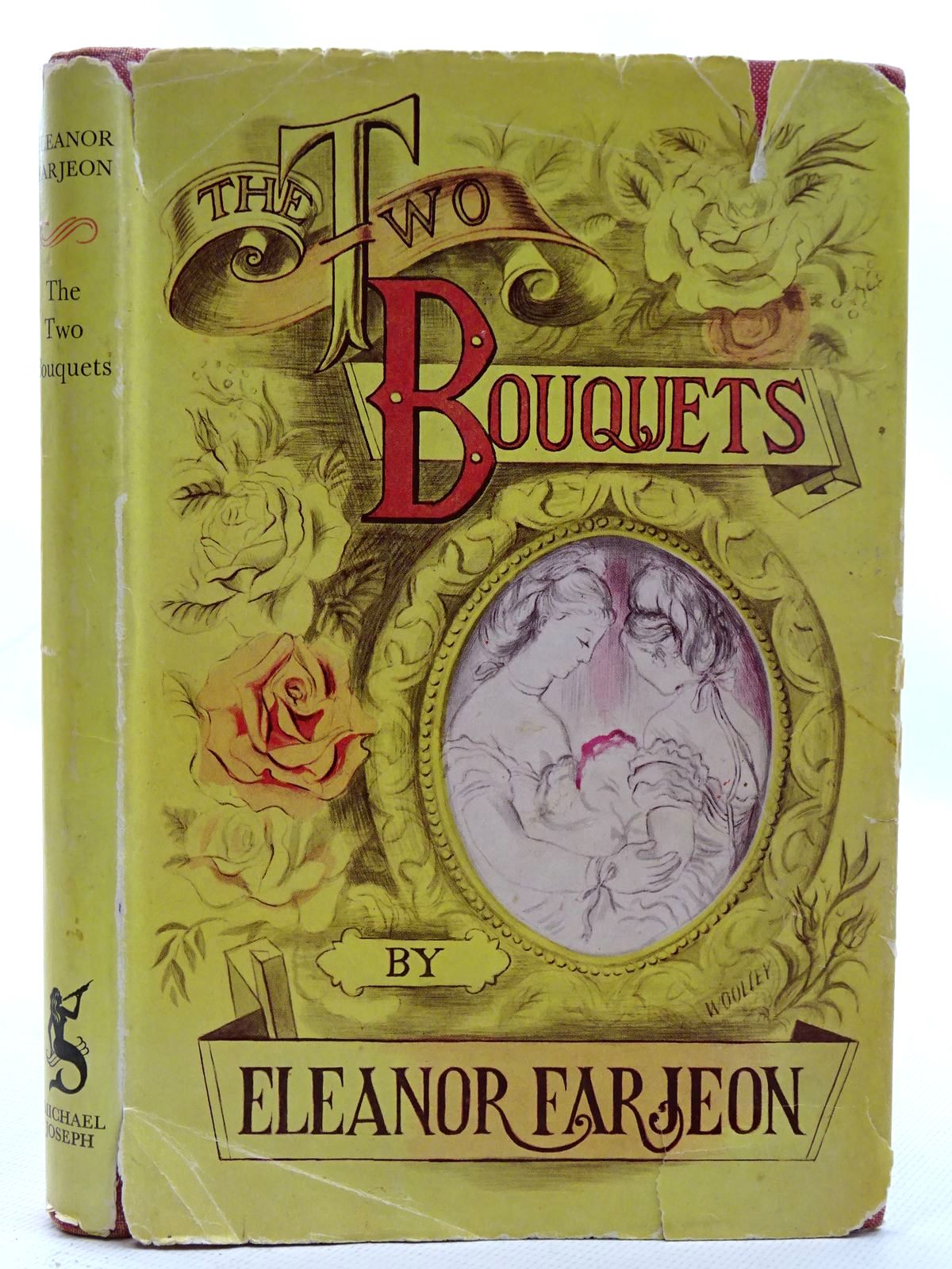 Photo of THE TWO BOUQUETS written by Farjeon, Eleanor illustrated by Woolley, Reginald published by Michael Joseph (STOCK CODE: 2126264)  for sale by Stella & Rose's Books