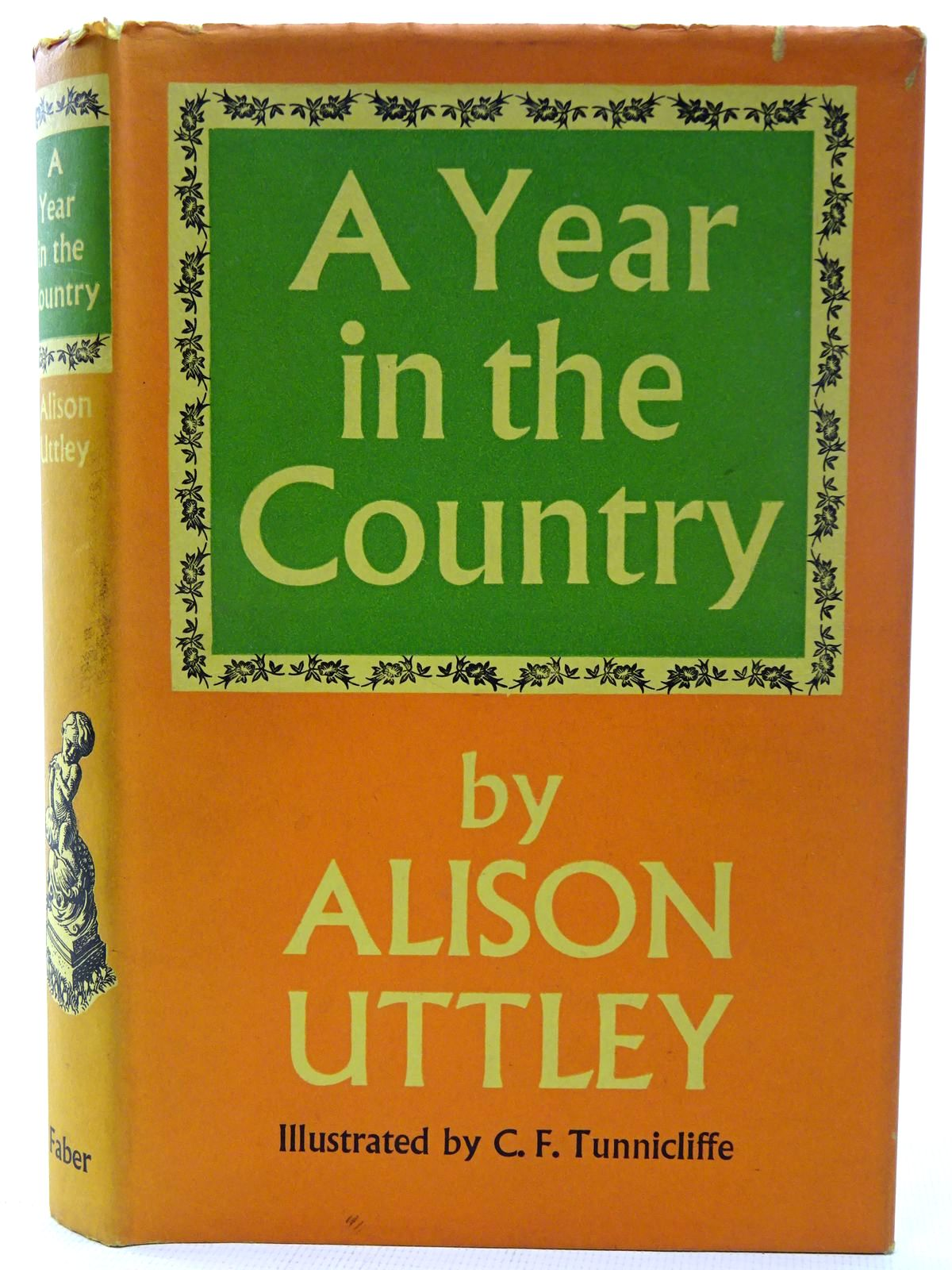 Photo of A YEAR IN THE COUNTRY written by Uttley, Alison illustrated by Tunnicliffe, C.F. published by Faber & Faber Ltd. (STOCK CODE: 2126272)  for sale by Stella & Rose's Books