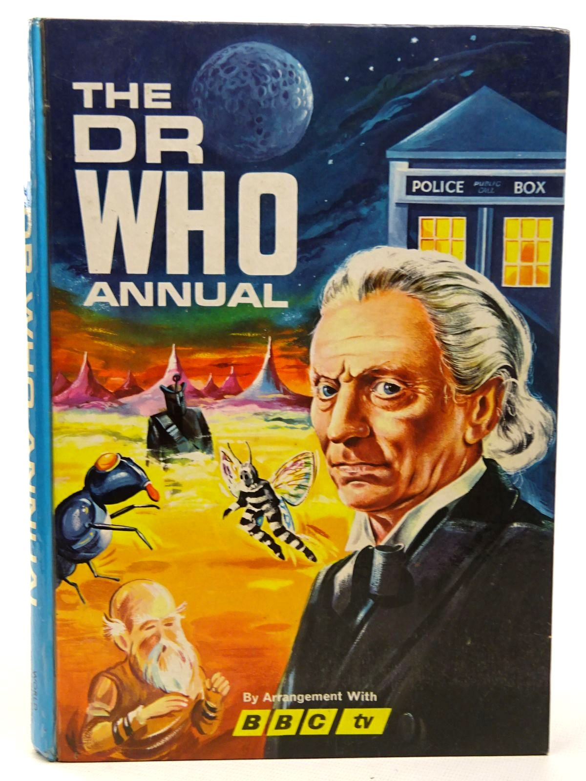 Photo of DR WHO ANNUAL 1965 published by World Distributors Ltd. (STOCK CODE: 2126365)  for sale by Stella & Rose's Books