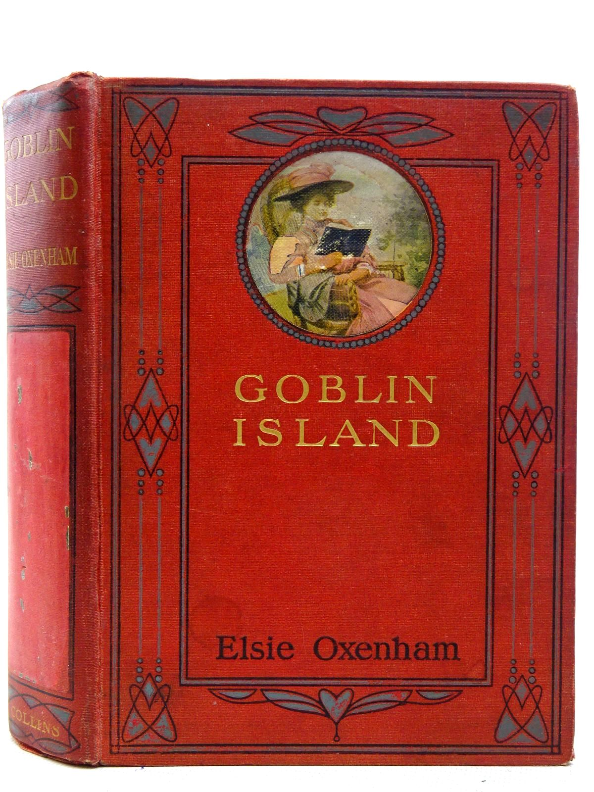 Photo of GOBLIN ISLAND written by Oxenham, Elsie J. illustrated by Robinson, T.H. published by Collins Clear-Type Press (STOCK CODE: 2126372)  for sale by Stella & Rose's Books