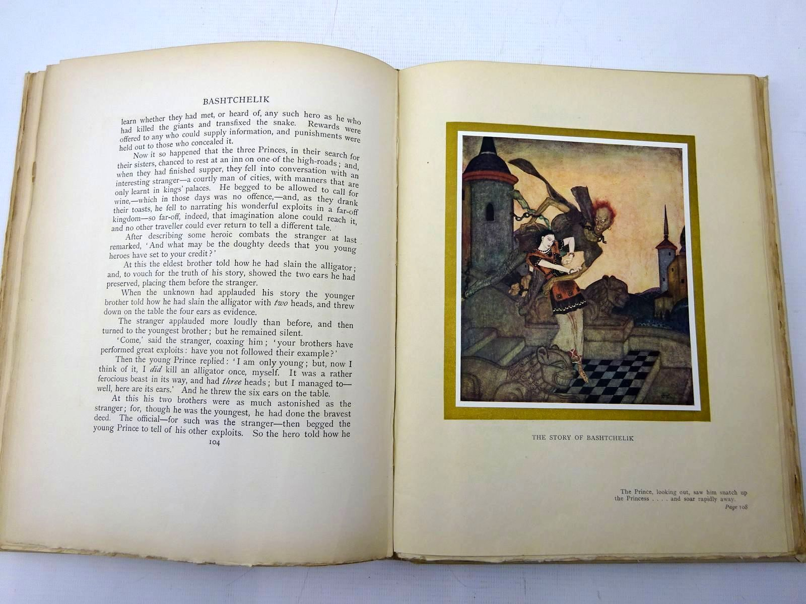 Photo of EDMUND DULAC'S FAIRY BOOK illustrated by Dulac, Edmund published by Hodder & Stoughton (STOCK CODE: 2126380)  for sale by Stella & Rose's Books