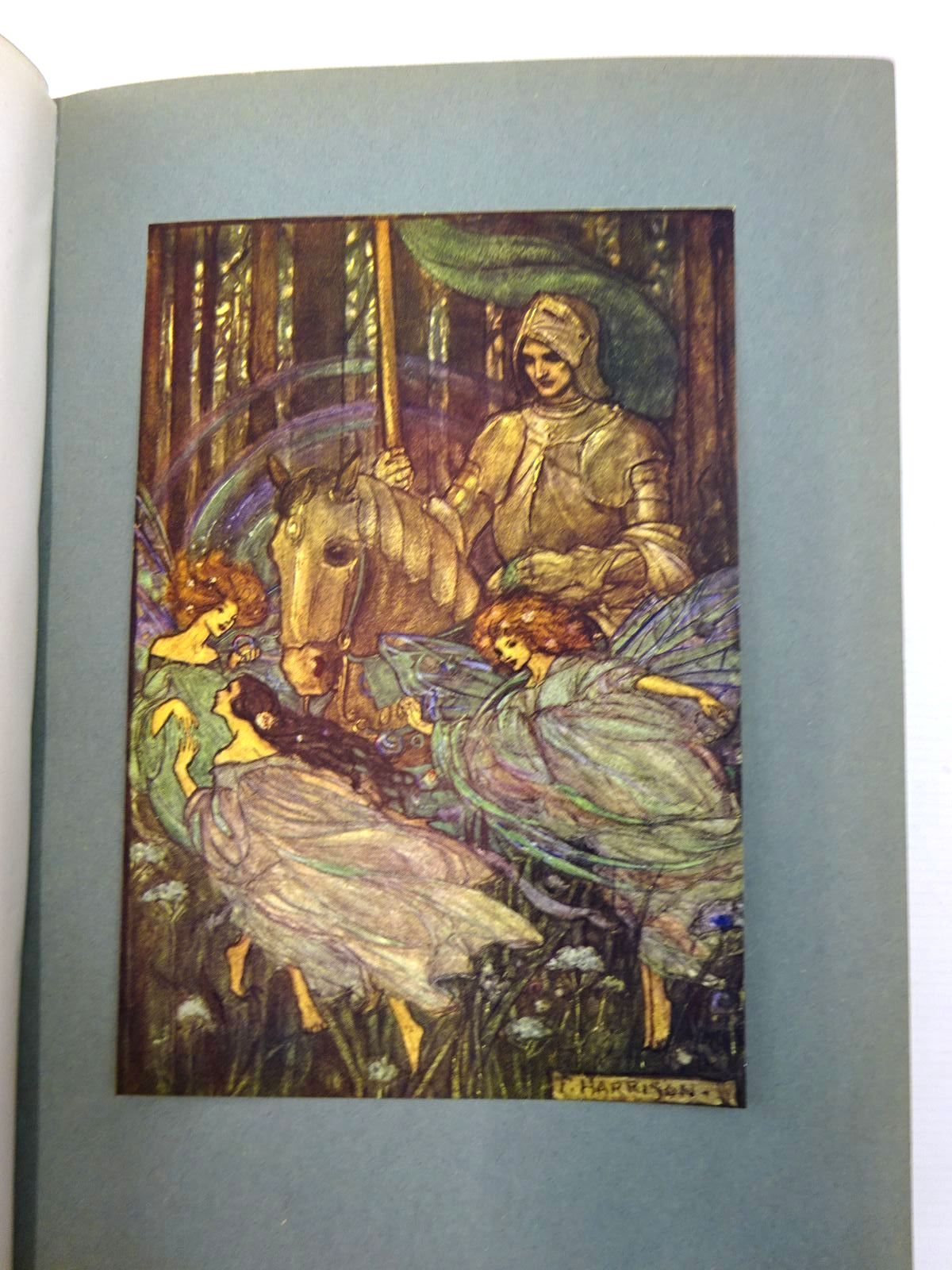Photo of TENNYSON'S GUINEVERE AND OTHER POEMS written by Tennyson, Alfred illustrated by Harrison, Florence published by Blackie & Son Ltd. (STOCK CODE: 2126384)  for sale by Stella & Rose's Books
