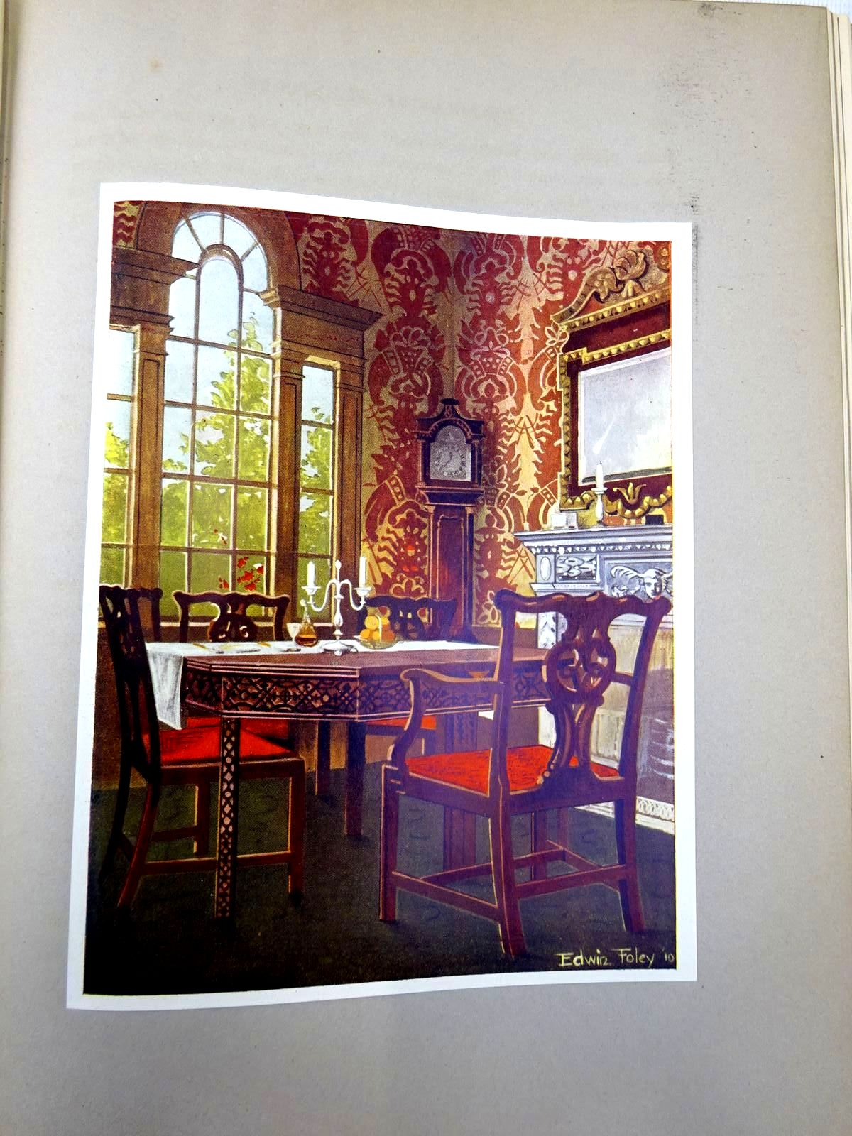 Photo of THE BOOK OF DECORATIVE FURNITURE ITS FORM, COLOUR, & HISTORY (2 VOLUMES) written by Foley, Edwin illustrated by Foley, Edwin<br />et al., published by T.C. & E.C. Jack Ltd. (STOCK CODE: 2126391)  for sale by Stella & Rose's Books