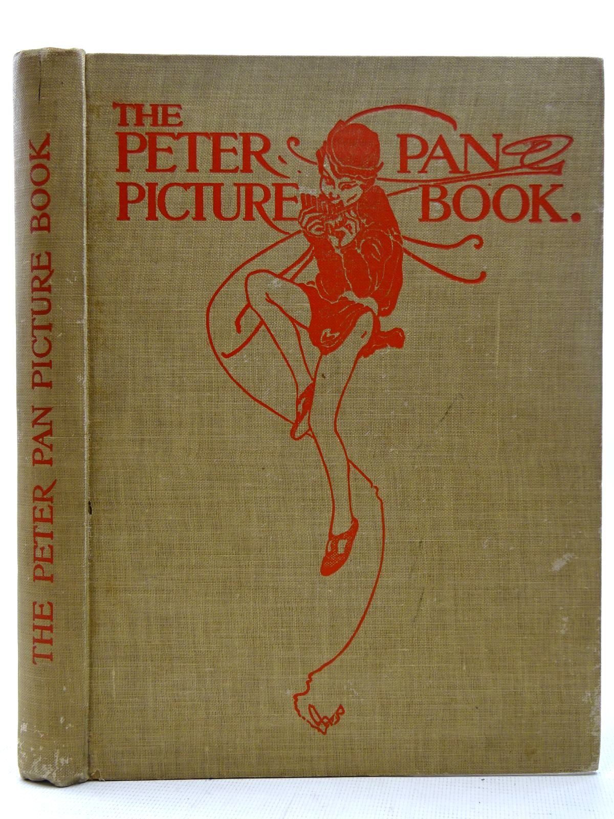 Photo of THE PETER PAN PICTURE BOOK written by Barrie, J.M.<br />Woodward, Alice B.<br />O'Connor, Daniel illustrated by Woodward, Alice B. published by George Bell & Sons (STOCK CODE: 2126421)  for sale by Stella & Rose's Books